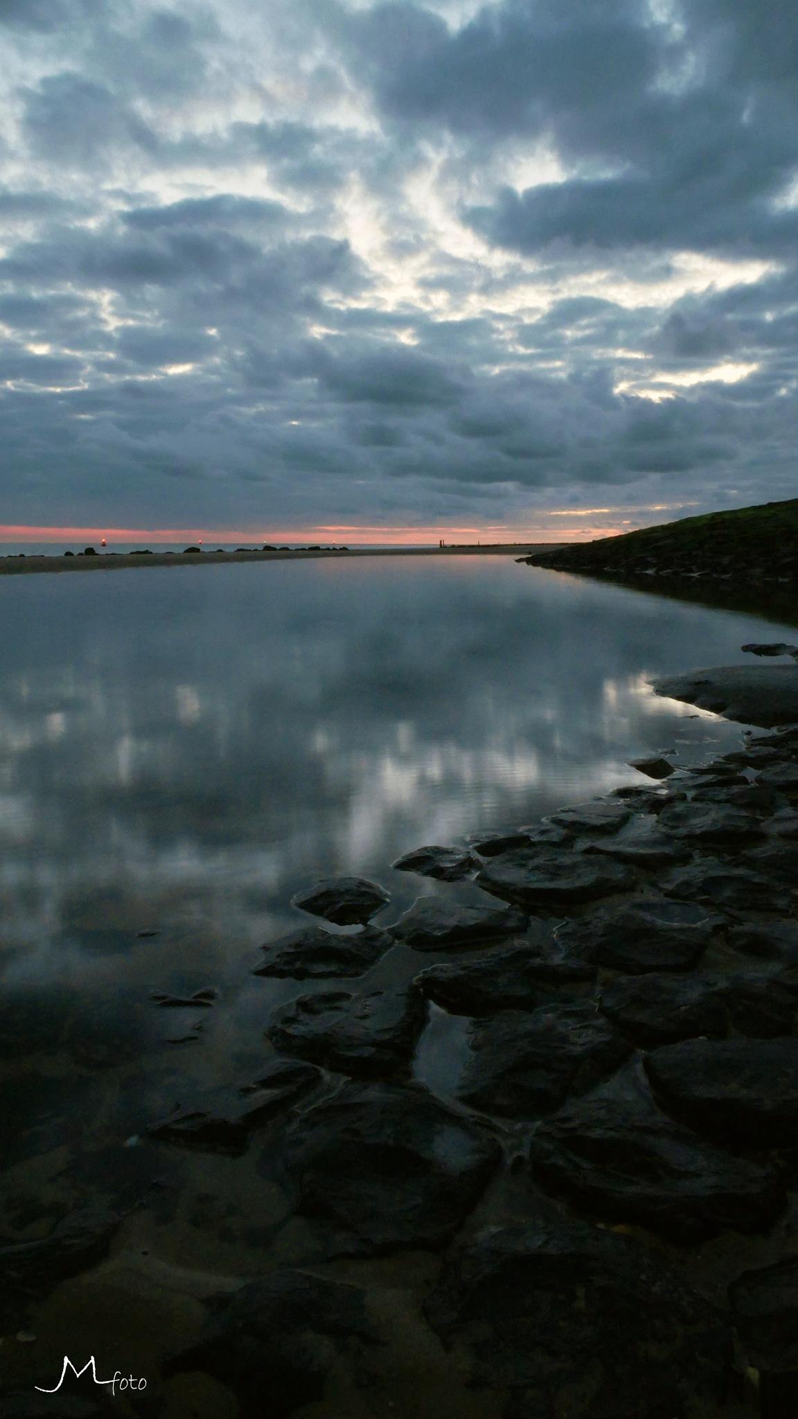 Evening Reflections 2 by JMLart