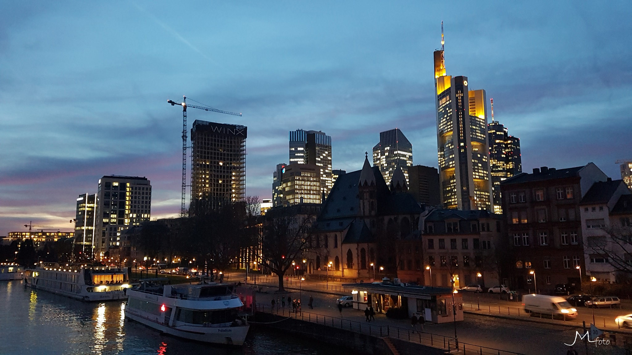 Frankfurt by JMLart