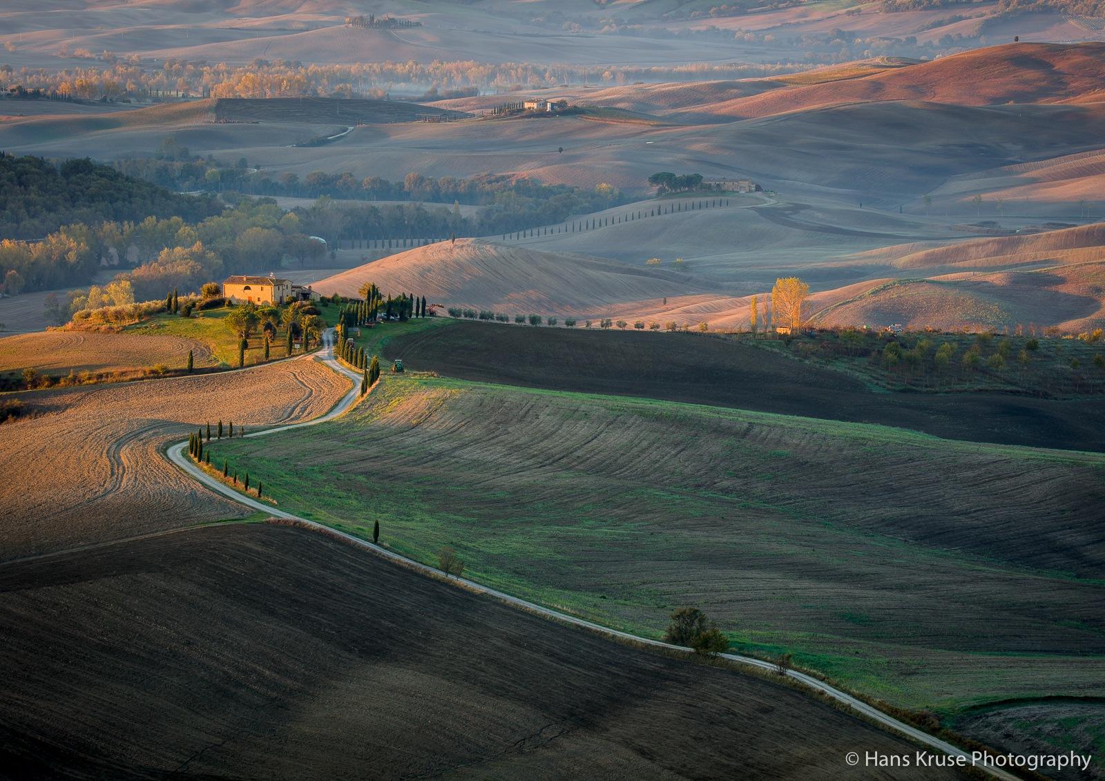 Gladiators Road by Hans Kruse