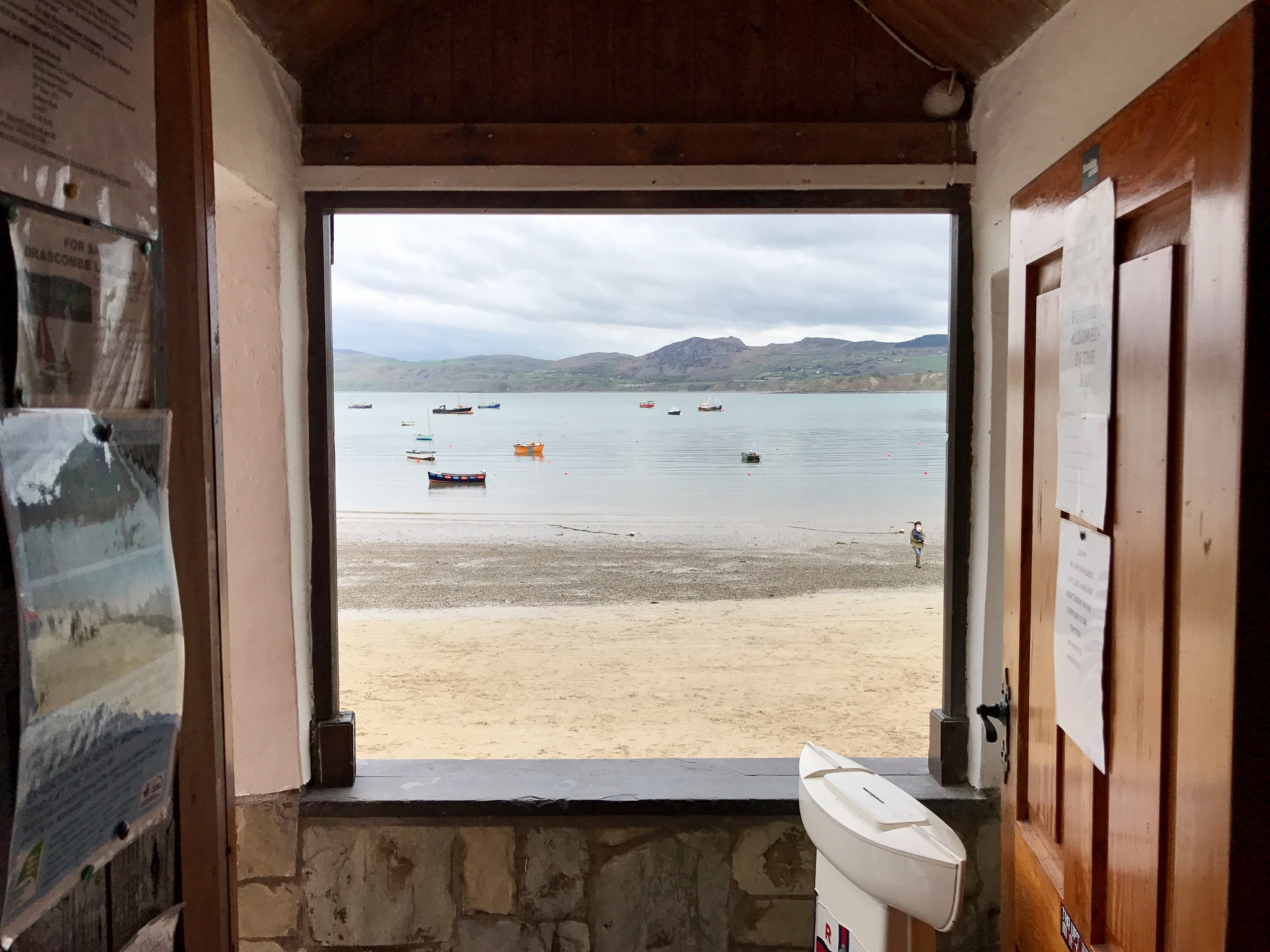 Room with a view by Richie Gray