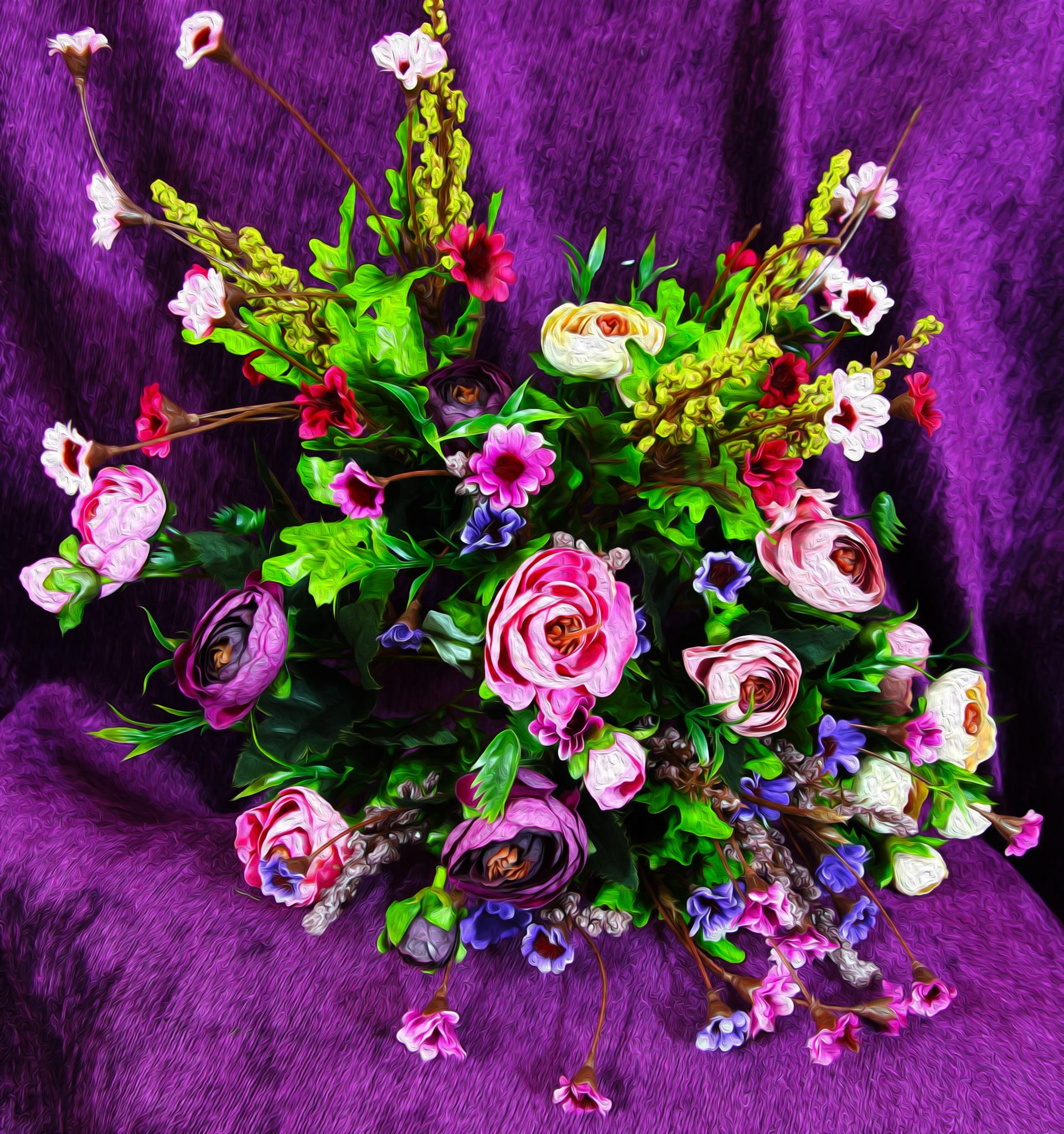 flower by handanoran01