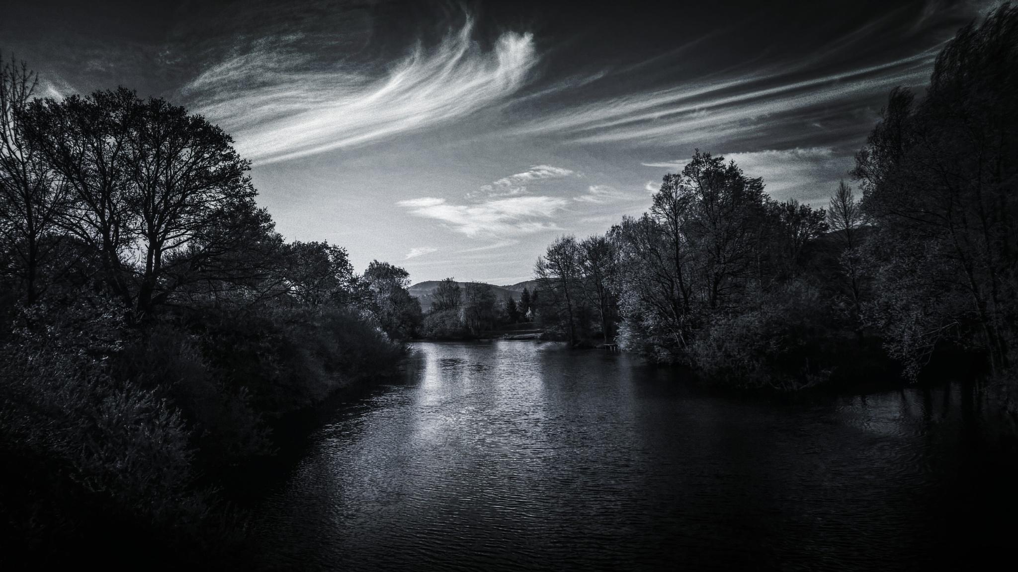Light & dark by Maja Stein