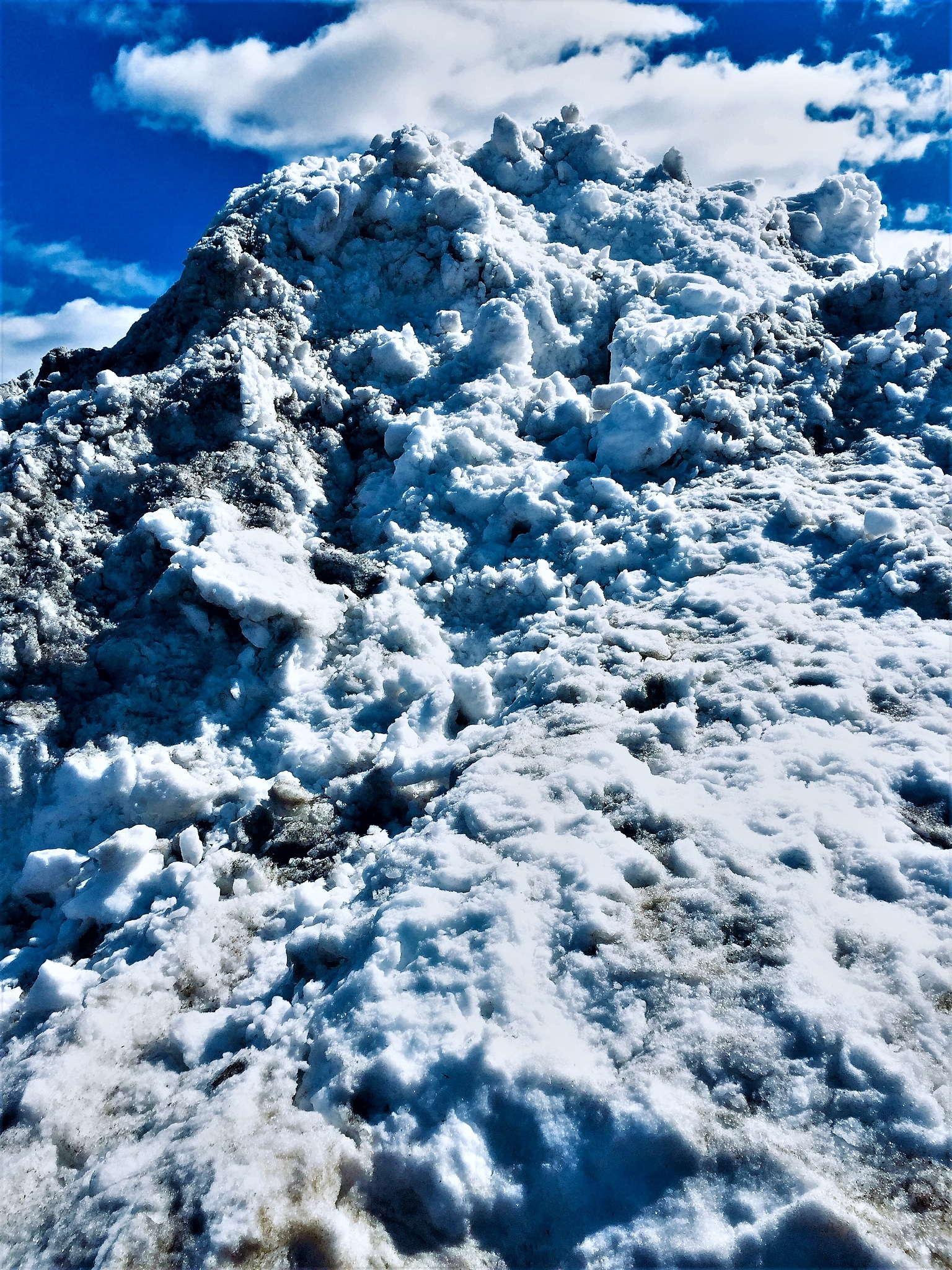 Snow Mountain  by Dshawn732