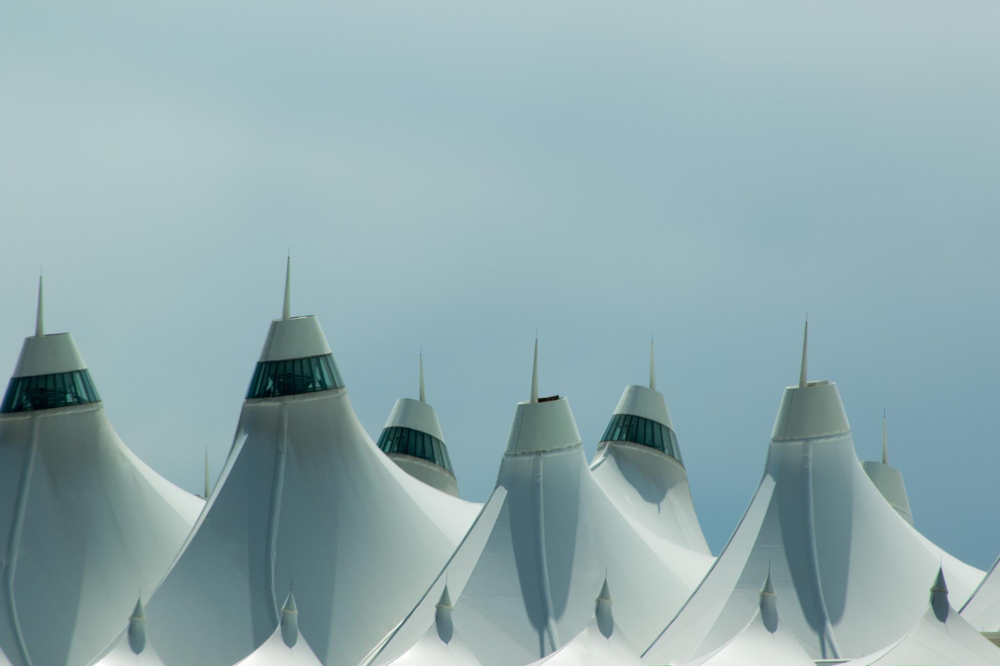 Denver International Airport - DIA by ejk41