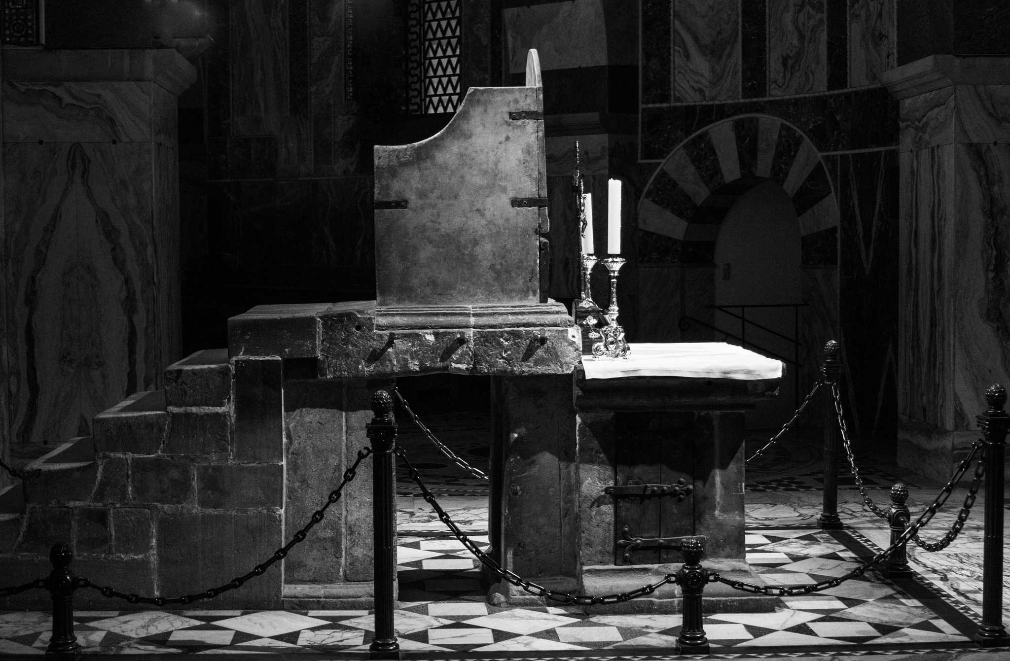 Throne of Charlemagne by ejk41