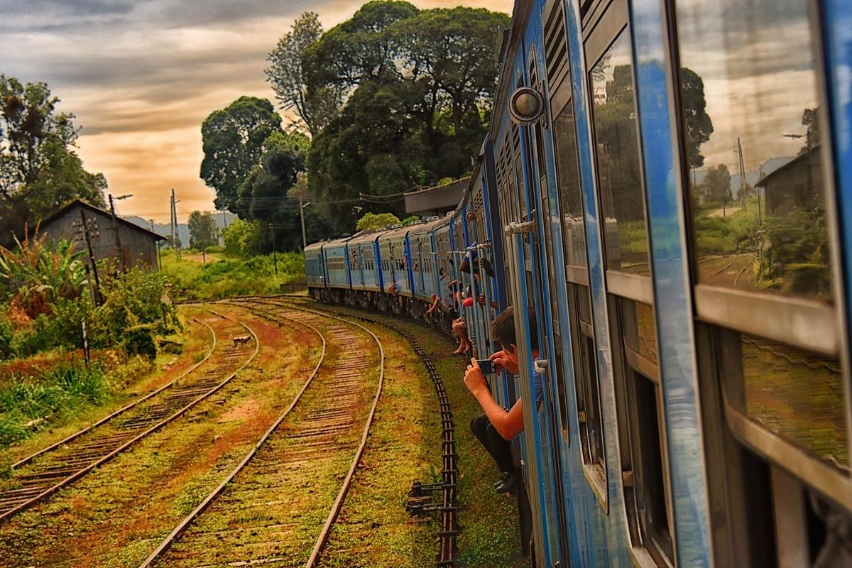 train by DeAngelisMaurizio