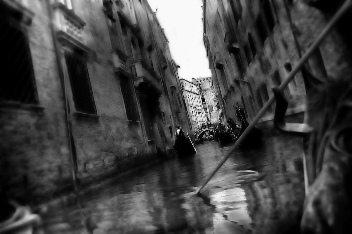 Gondole by DeAngelisMaurizio