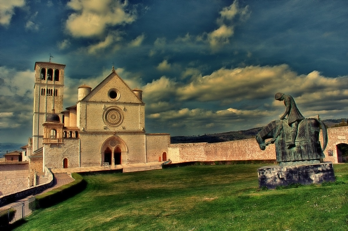 Assisi by DeAngelisMaurizio