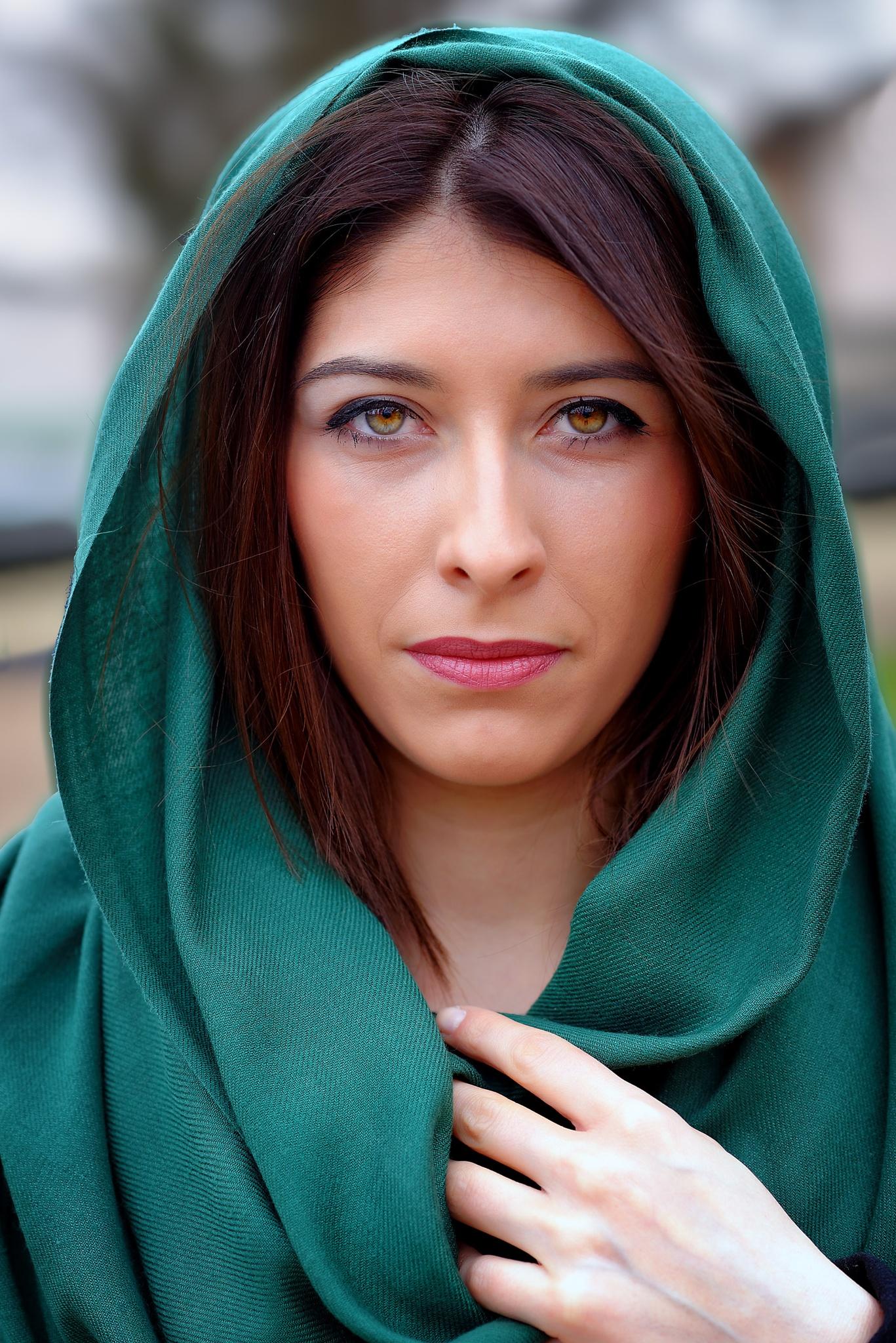 Beauty in Green by samirzahirovic14
