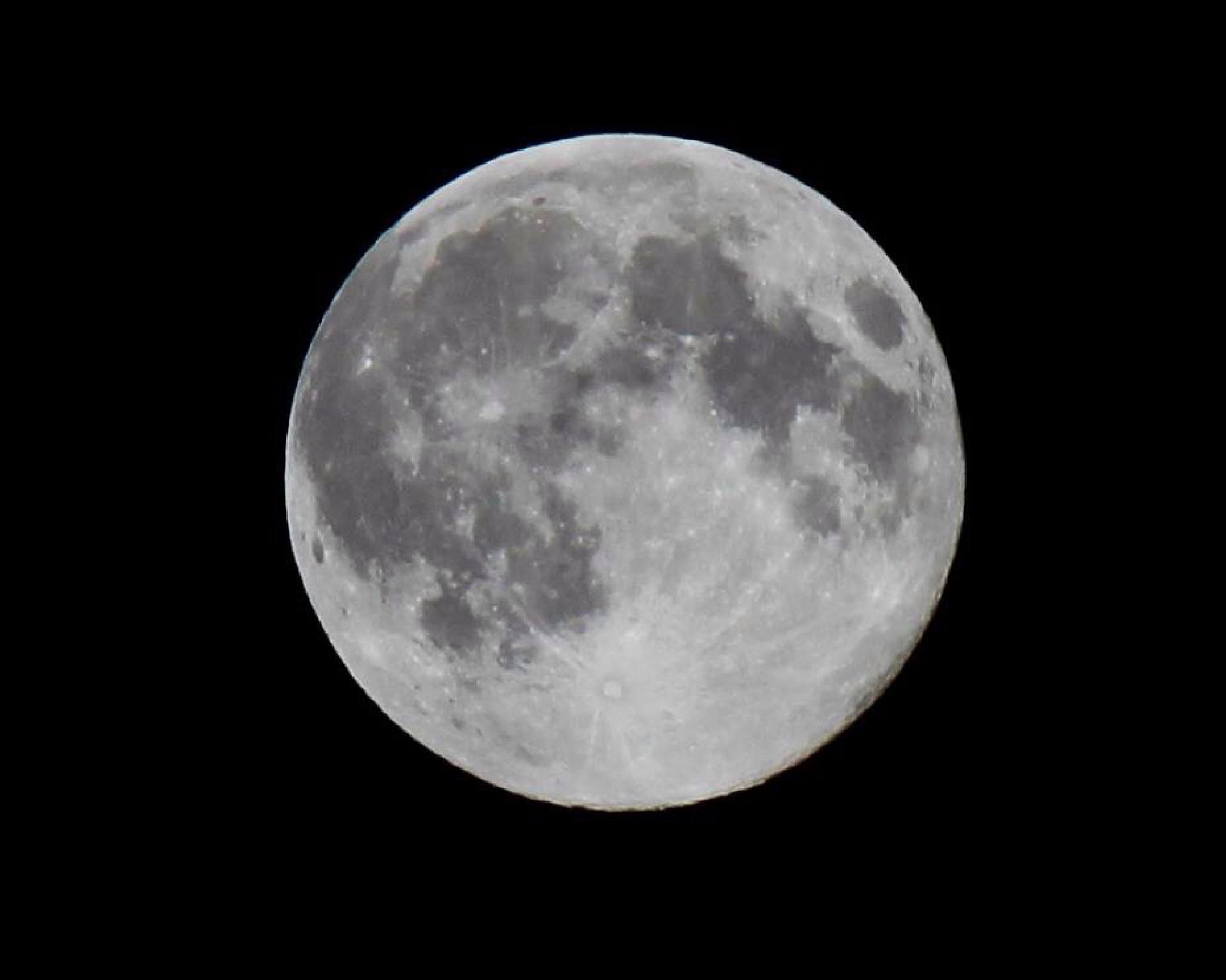 Full Moon by Joe Boyes