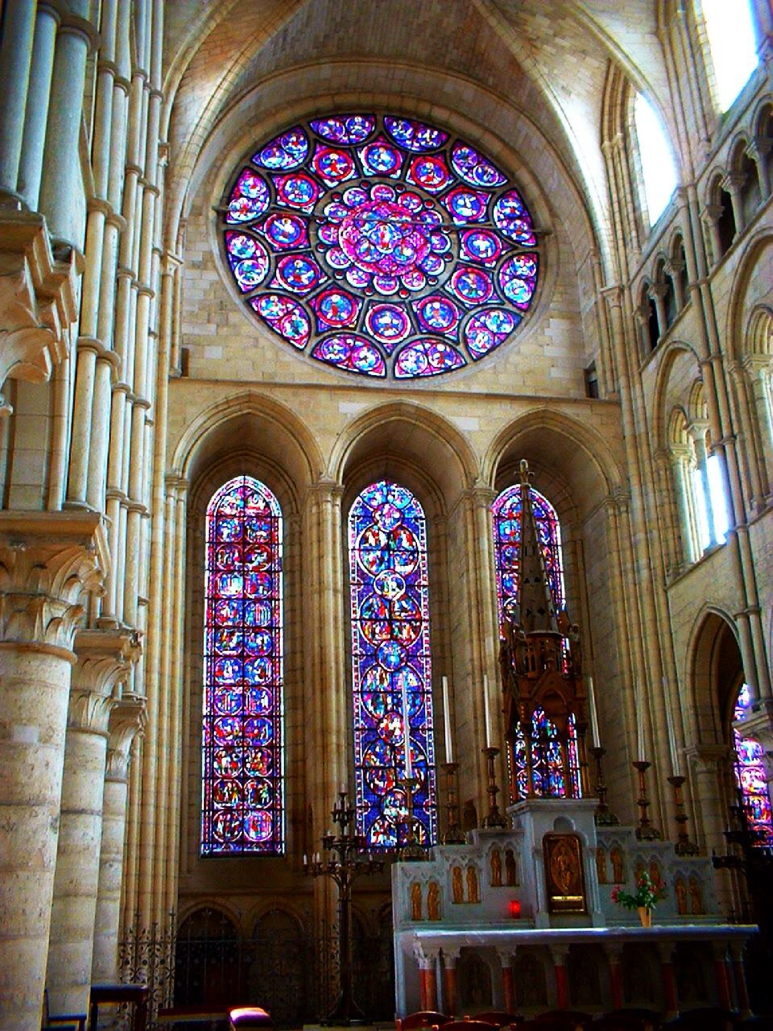 Church Inner 3 by Joe Boyes