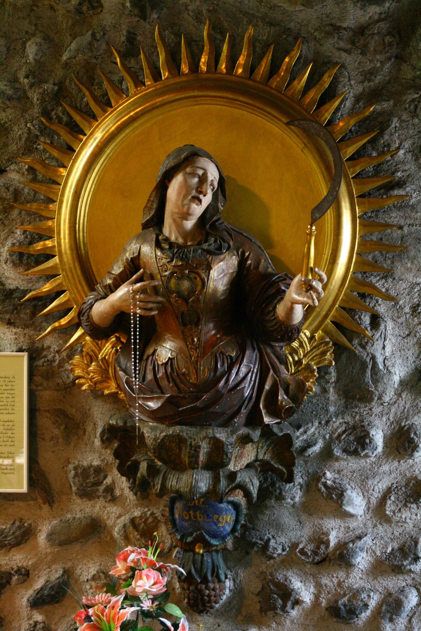 Saint Notburga by Facts60