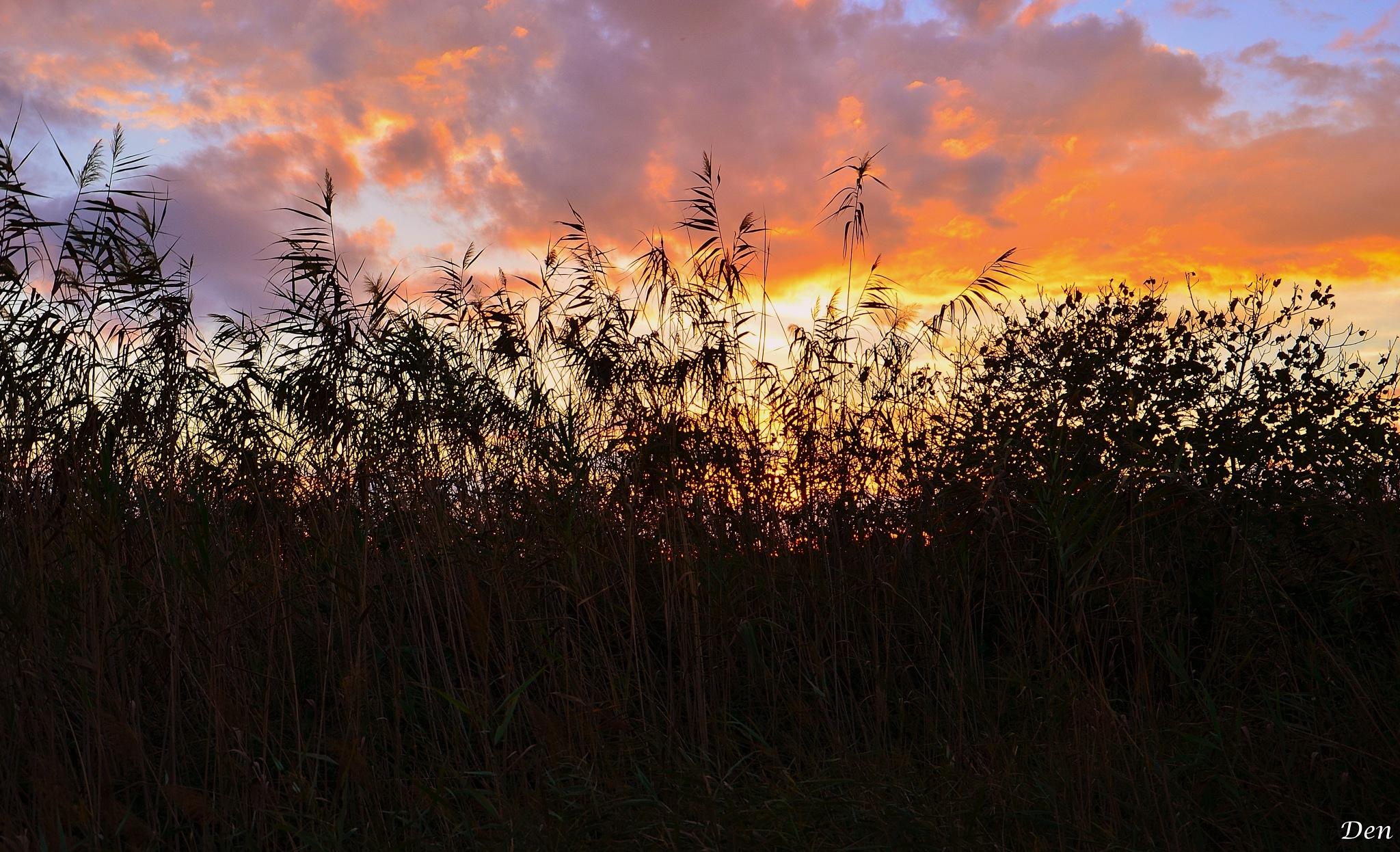Menorca Sunsetting by Denis_Bond