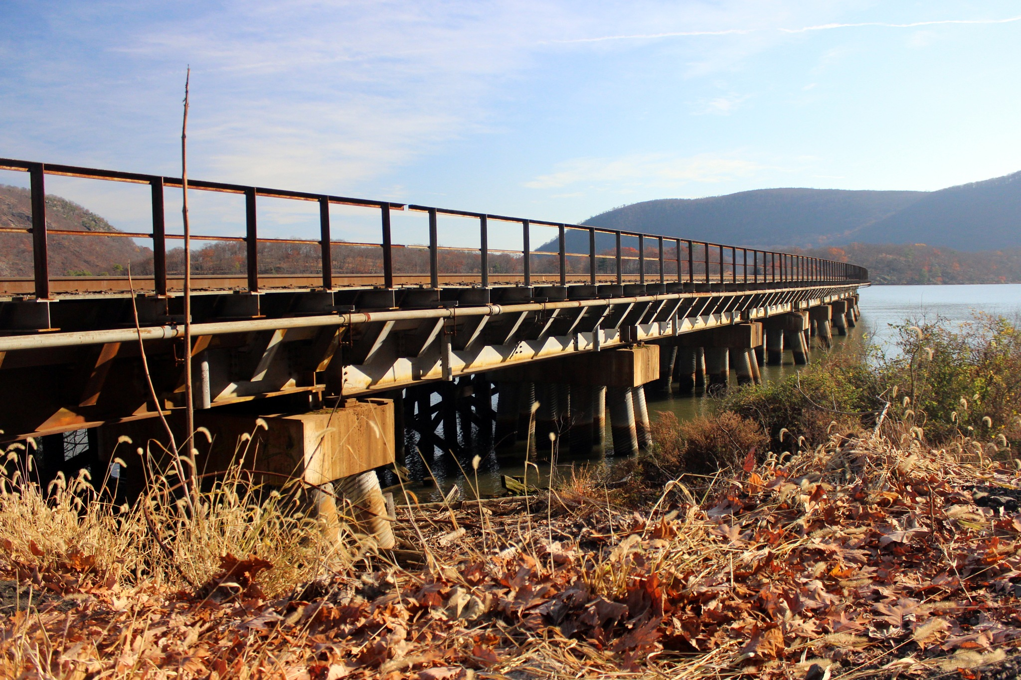 Bridge over water by Janet519