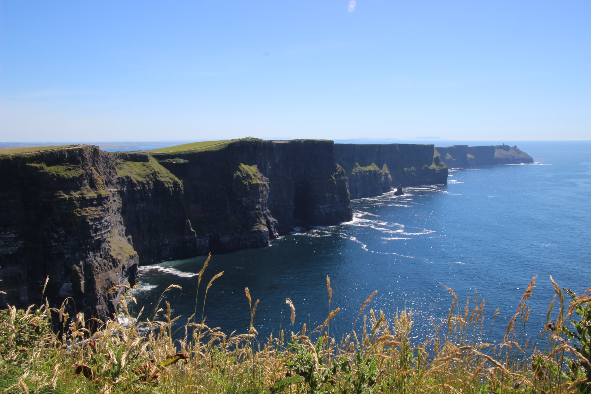Cliffs of Moher 3 by Janet519