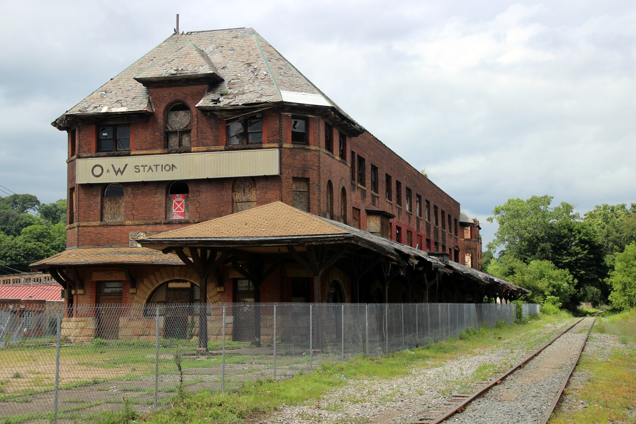 Old Train Station 2 by Janet519
