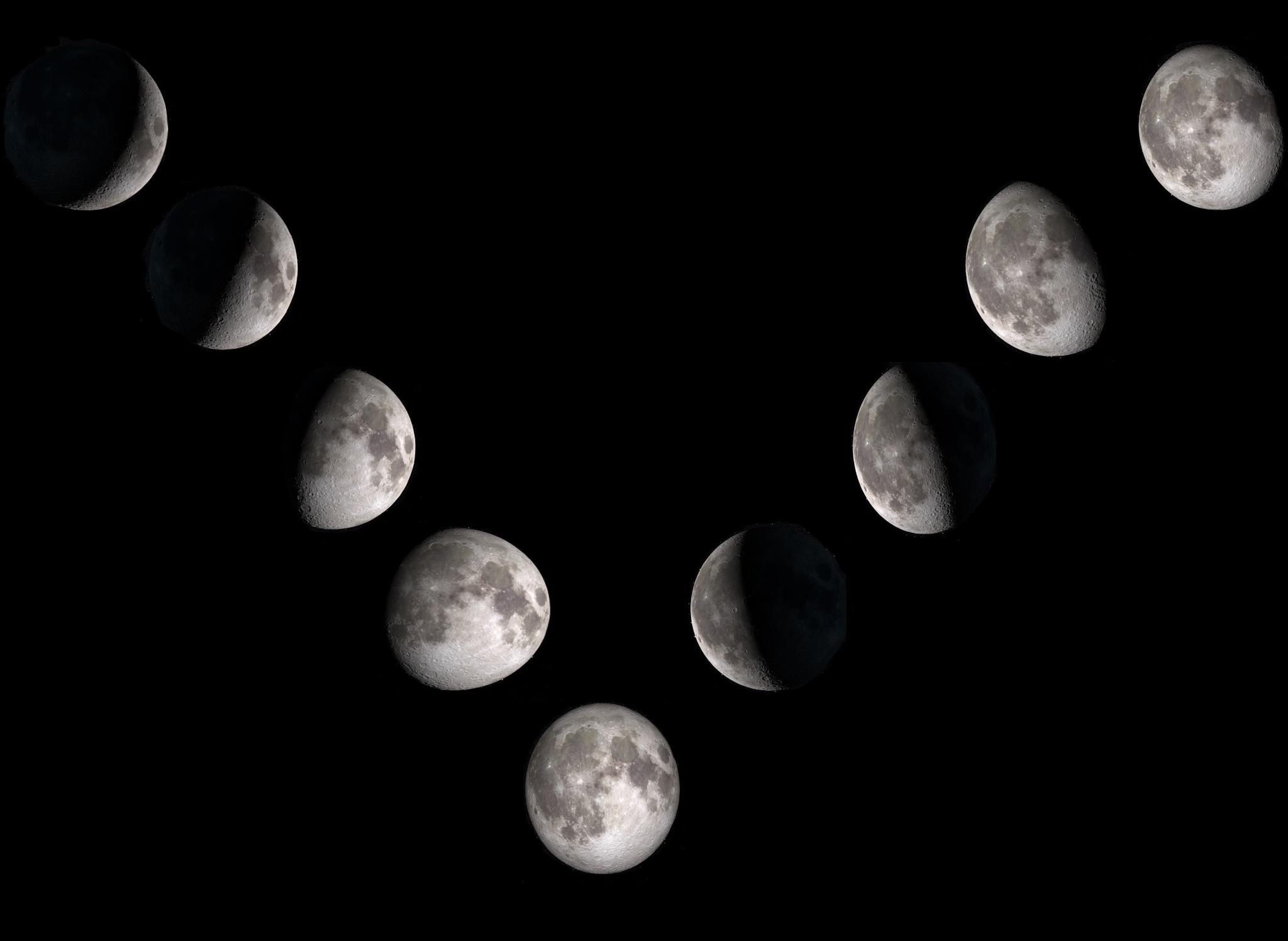Fasi Lunari by martypast87