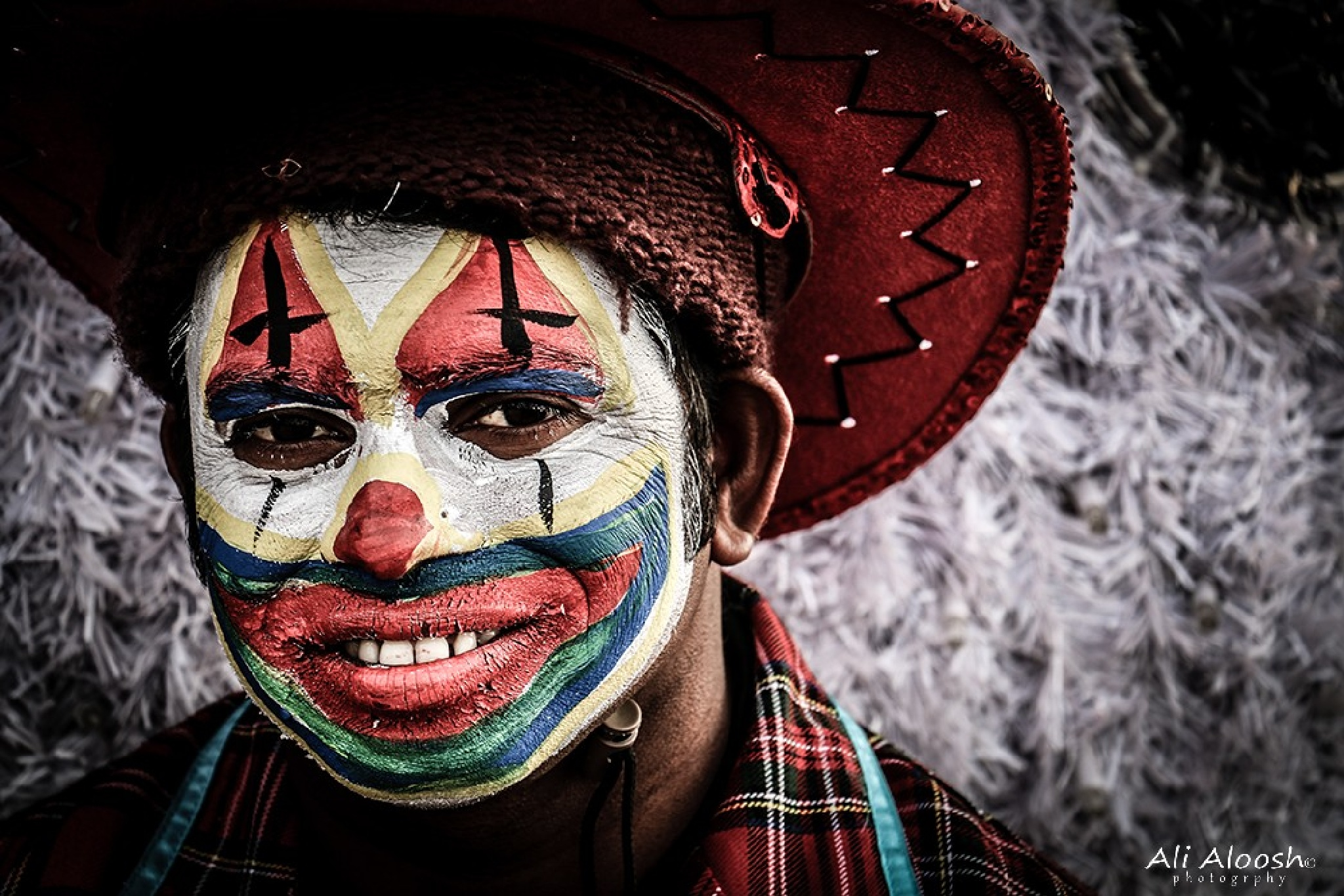 smile... by Ali Aloosh