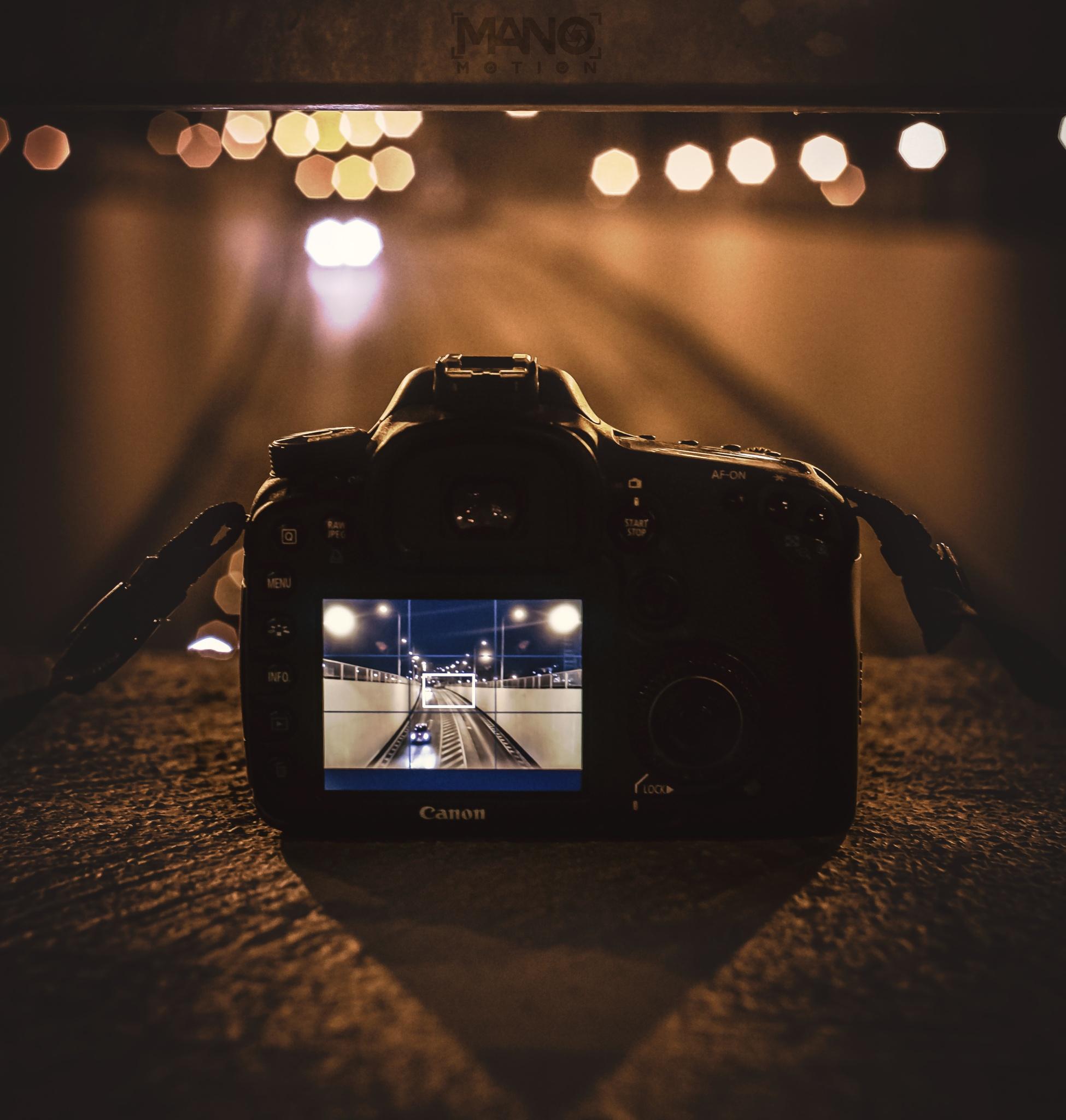 Through camera eye by Vlad Manoliu