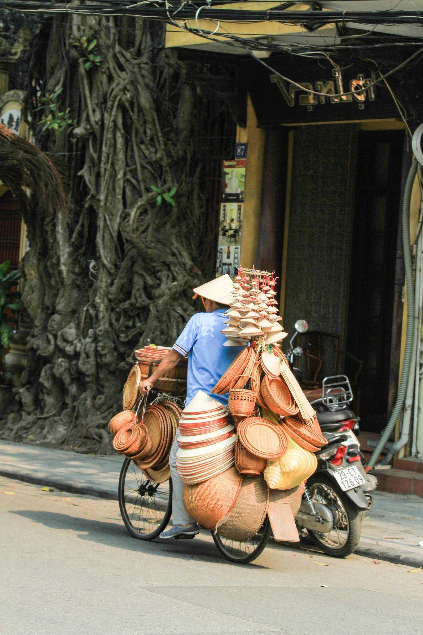 hanoi vietnam by HungNguyen