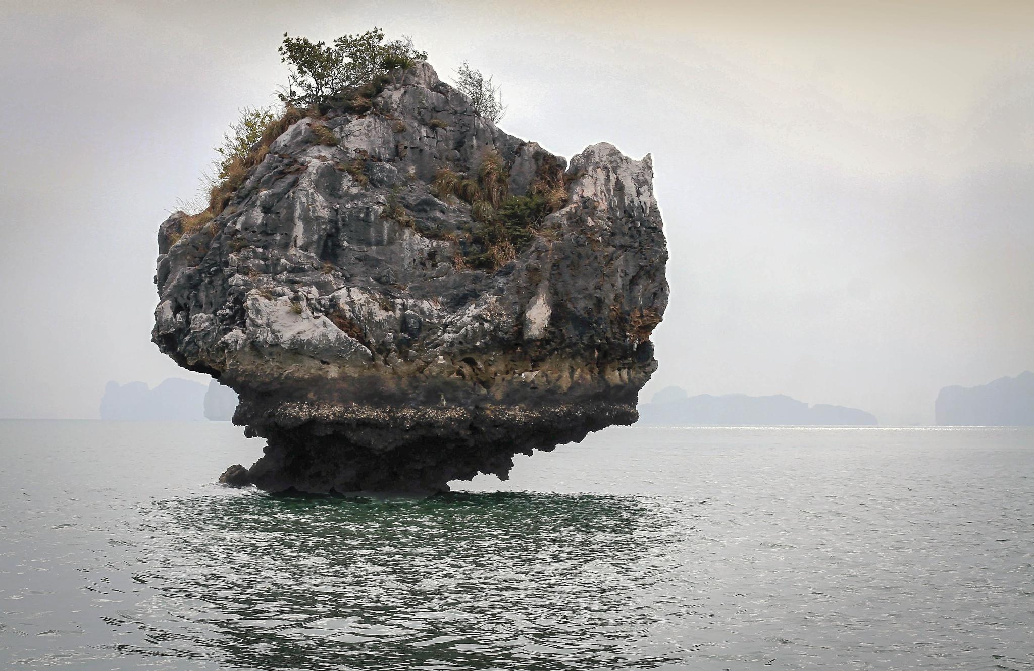 halong viêtnam by HungNguyen