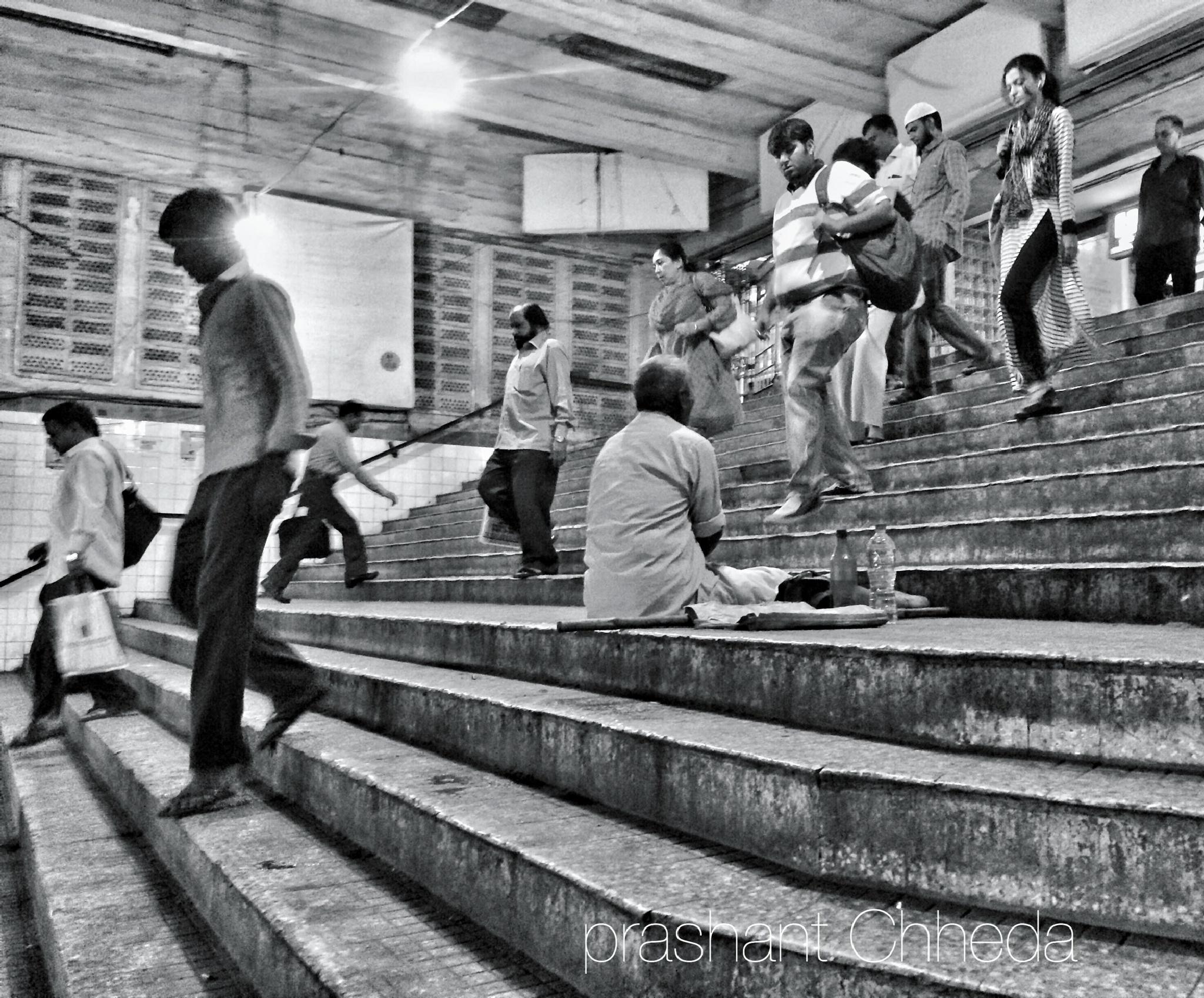 subway by prashantchheda