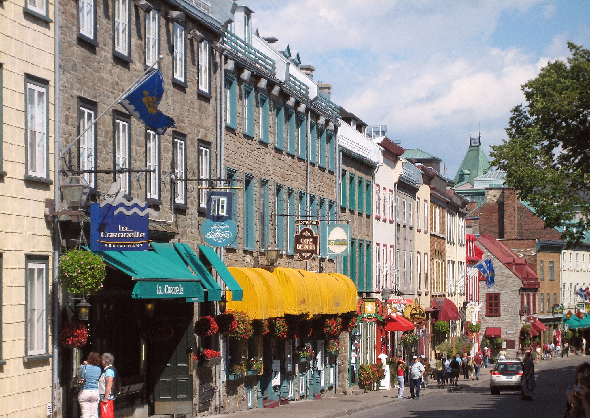 Old Quebec by wNG iMAGE aND dESIGN