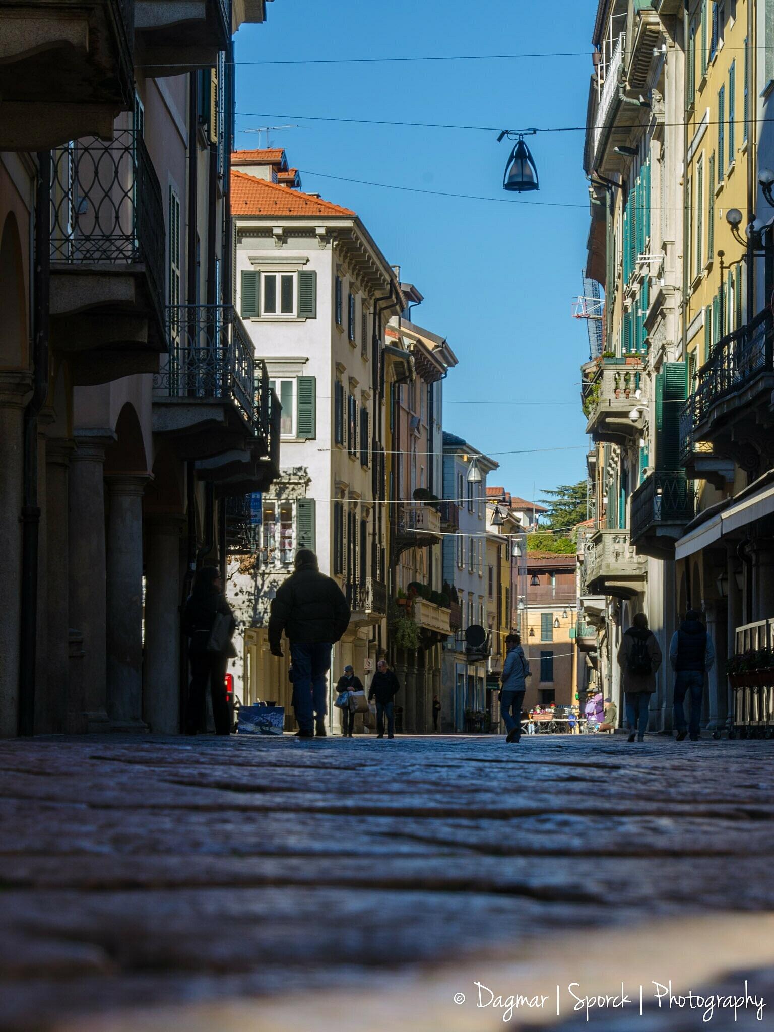 a beautiful sunny day in Varese  by Dagmar Sporck | daggy72