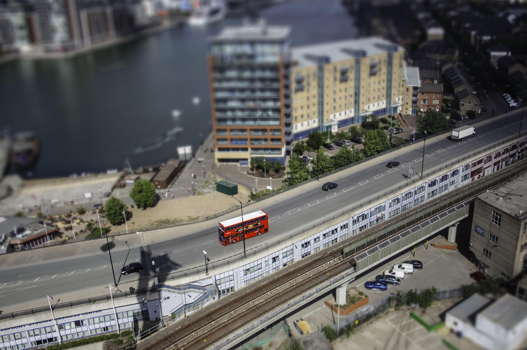 Toy London by Andy McLellan