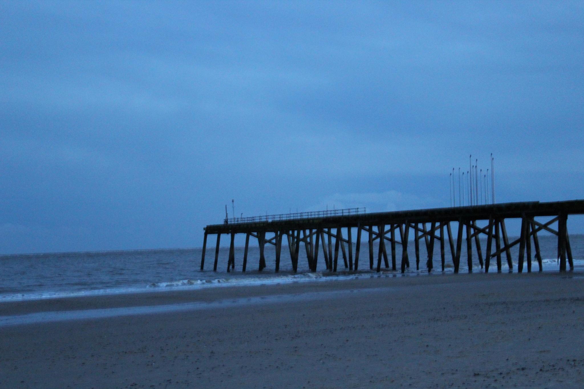 pier by Mac McLellan