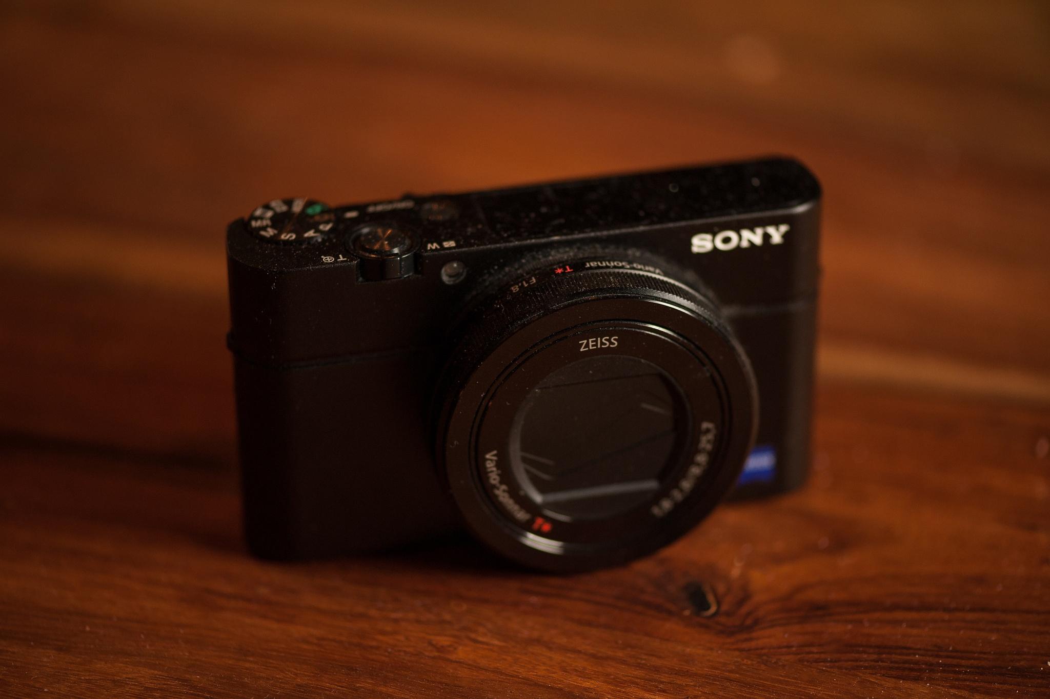 Sony RX 100 M3 by Jens Zieglowski