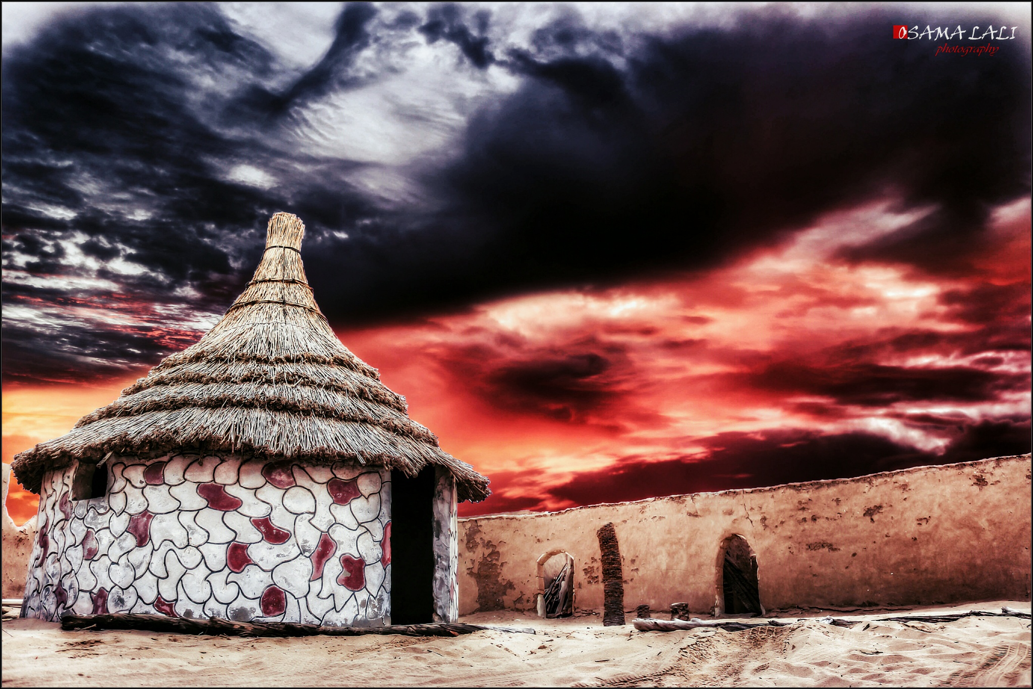 Untitled by Osama Lali