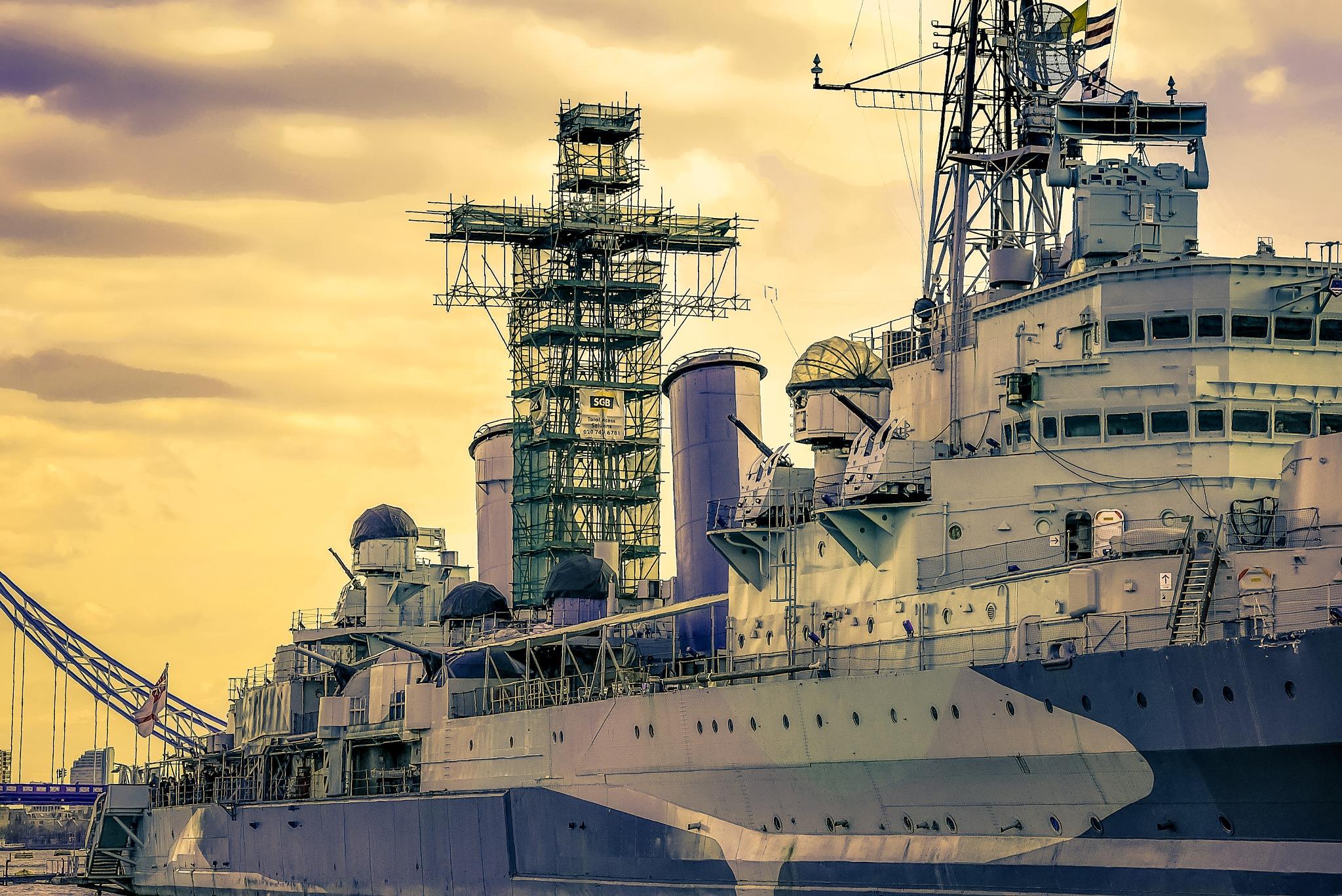 Battleship by ROBERT621