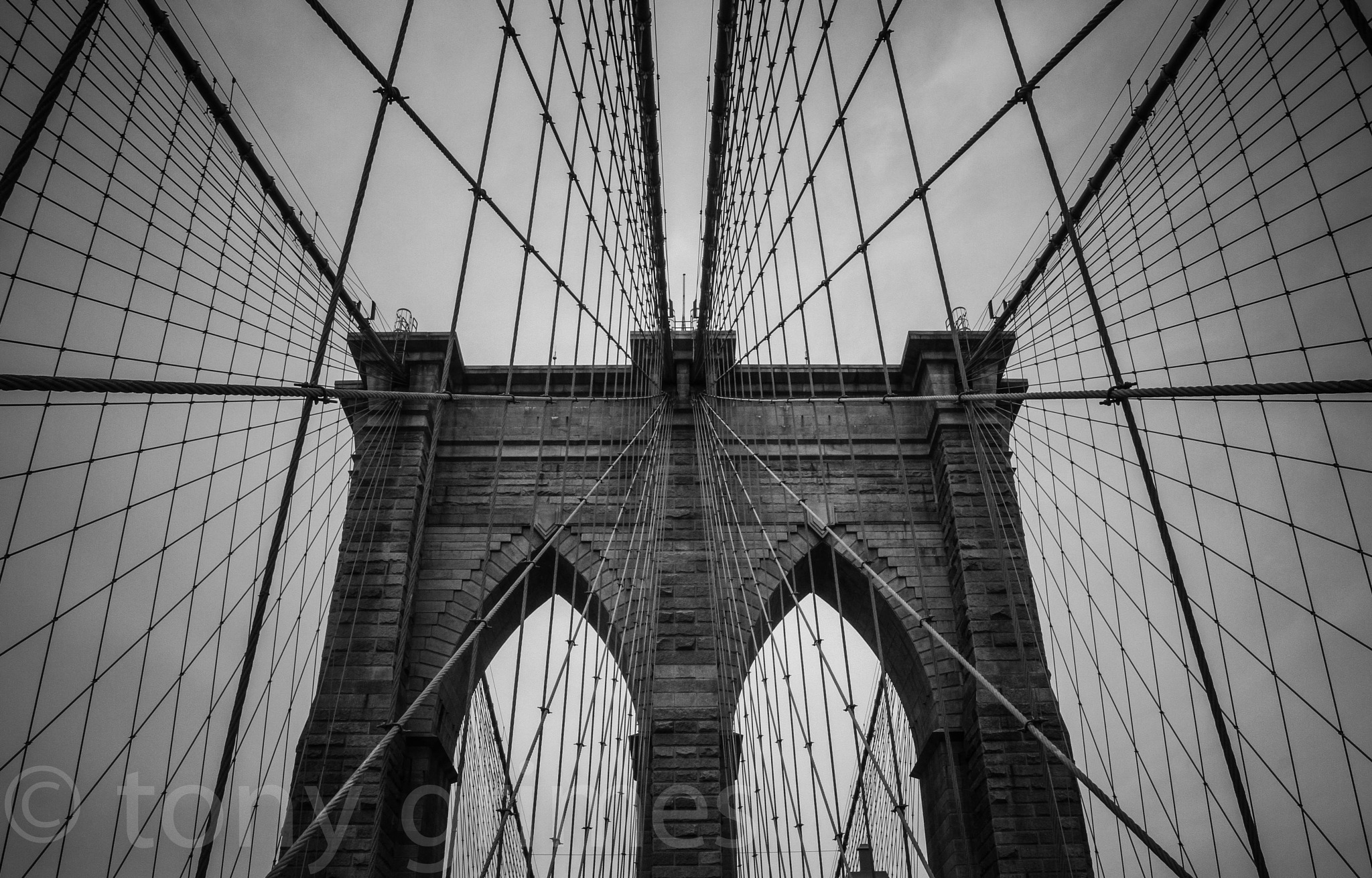 Brooklyn Bridge  by tonygrimes