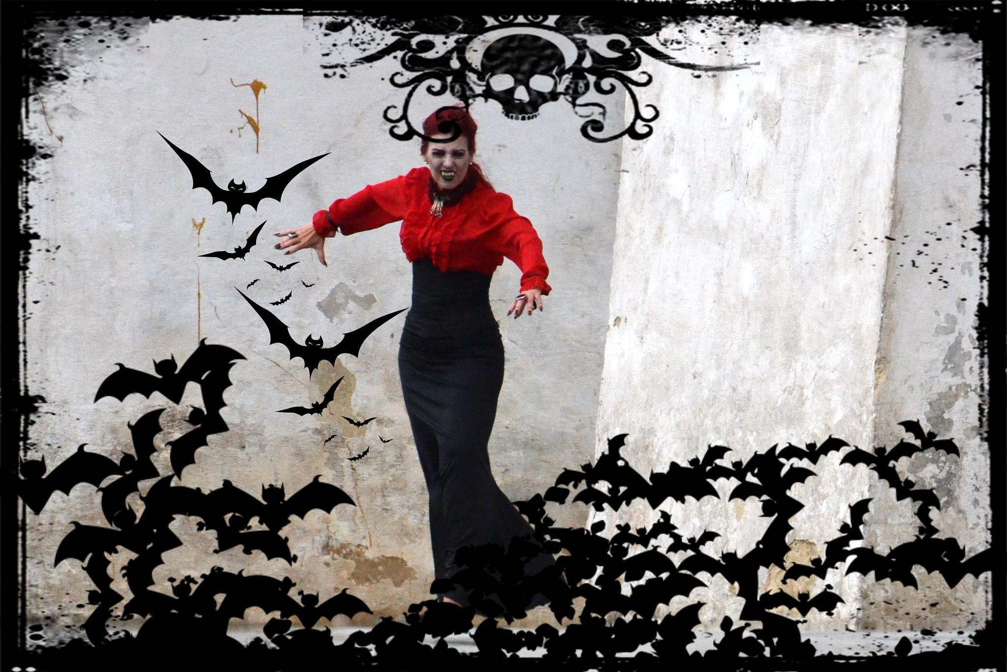 Vampira by sicoutinhofotografia