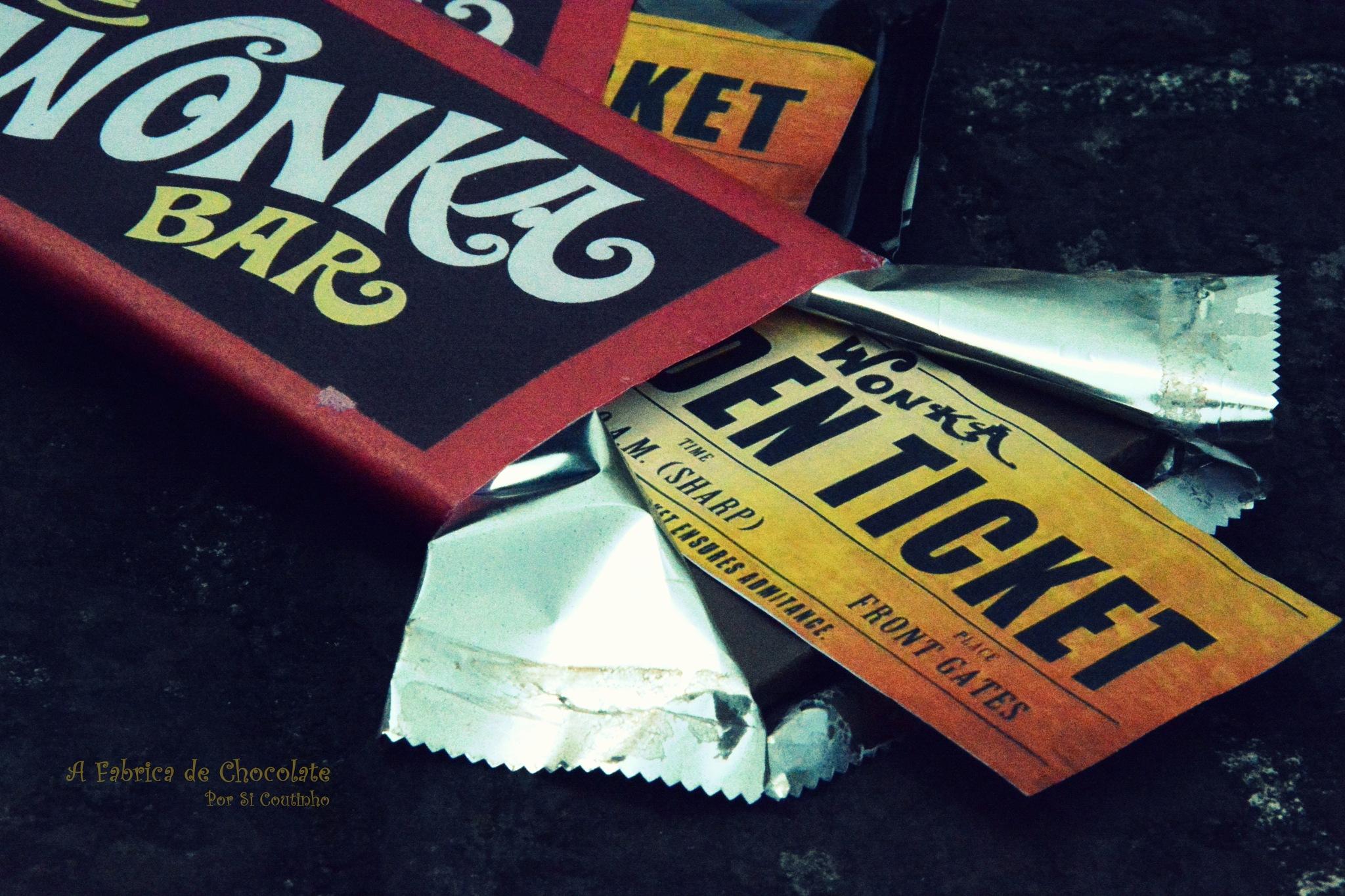 A fantástica Fabrica de chocolates by sicoutinhofotografia