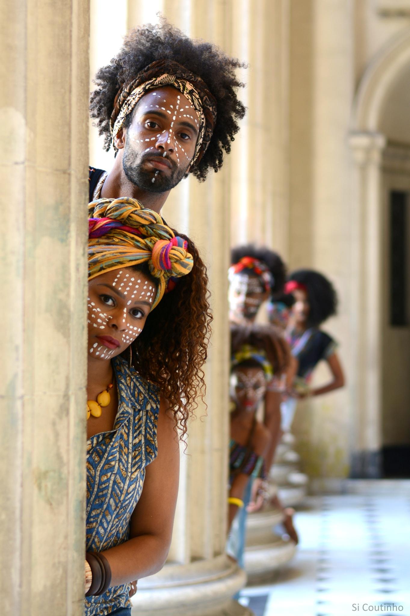 Afro Urbano Tribal by sicoutinhofotografia