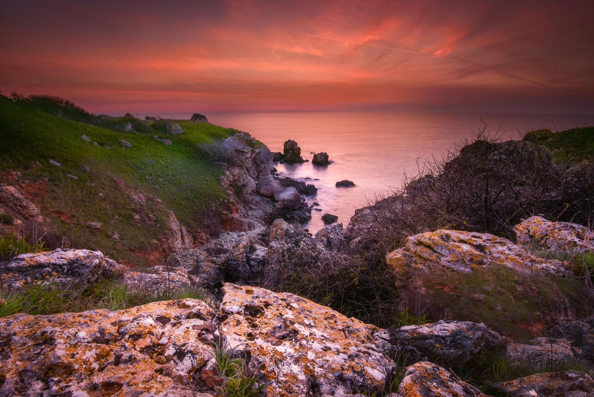 Sunrise by Milen Georgiev