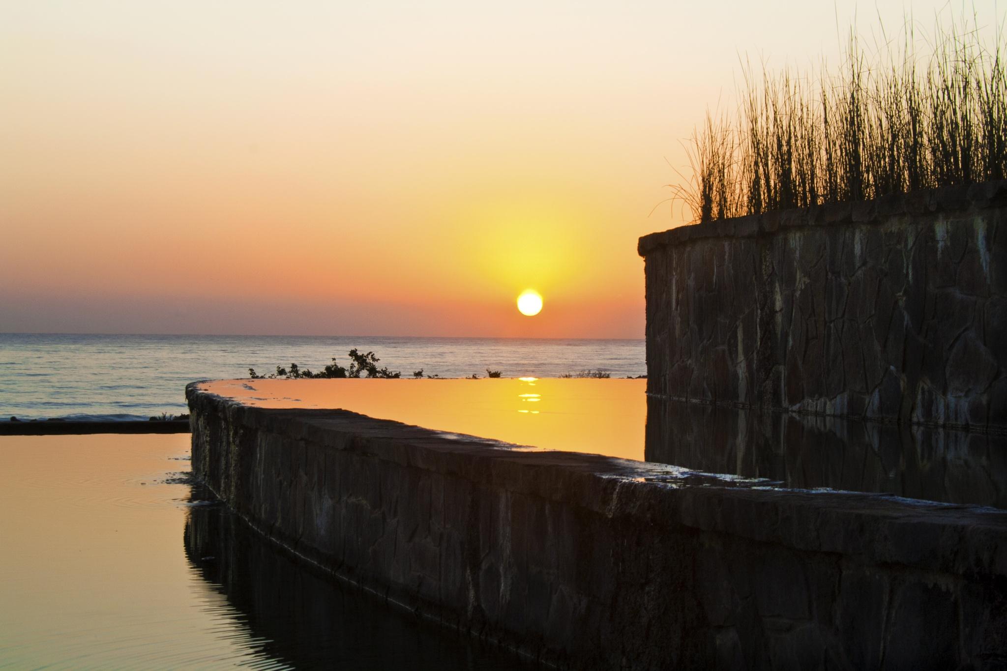 sun rise by suresh gopalakrishnan