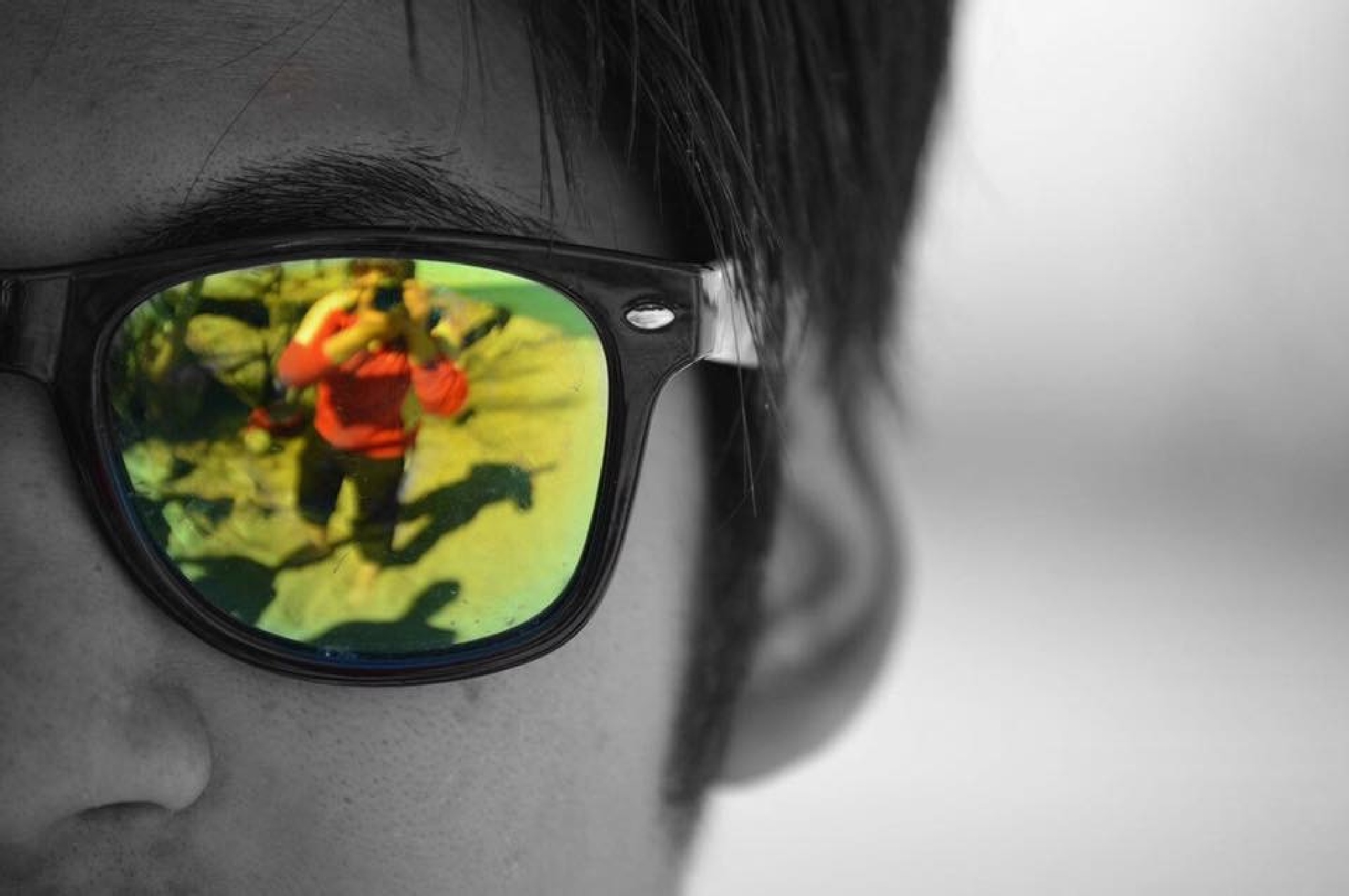 Reflection  by OmranOo Elgallal