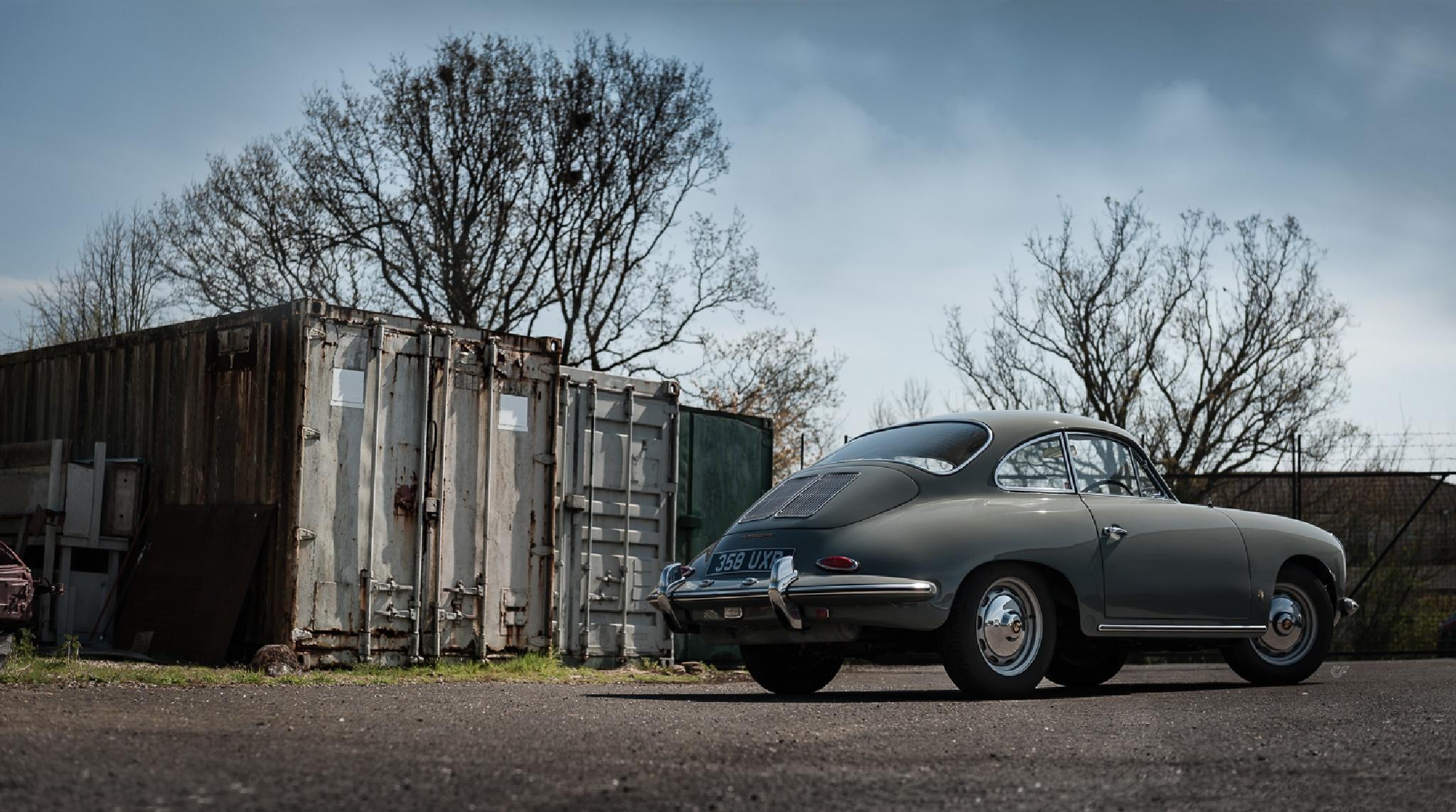 Porsche 356 by Chris Frosin