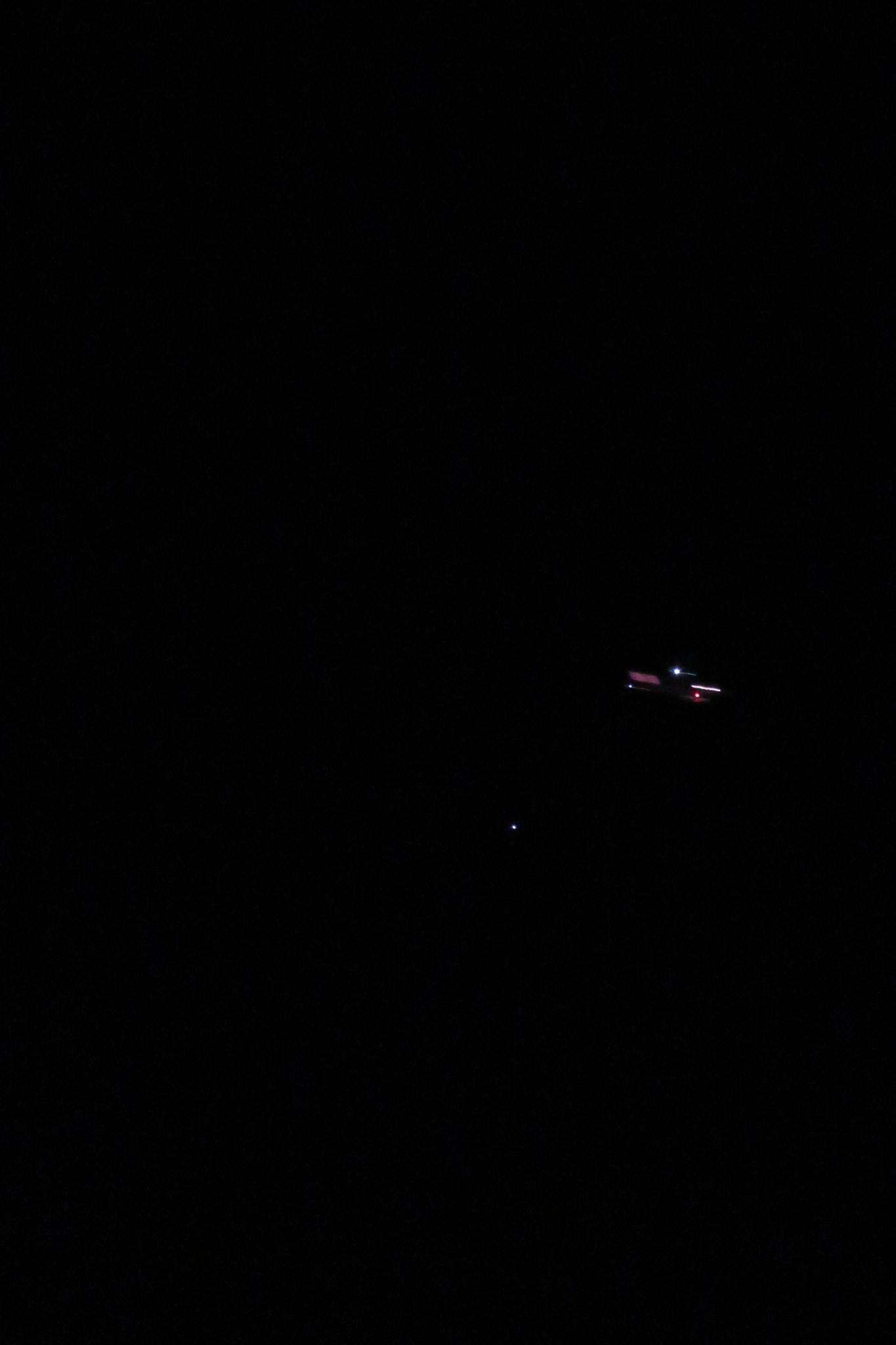 Photo in Astrophotography #júpiter #céu #luzes #planeta #astrofotografia