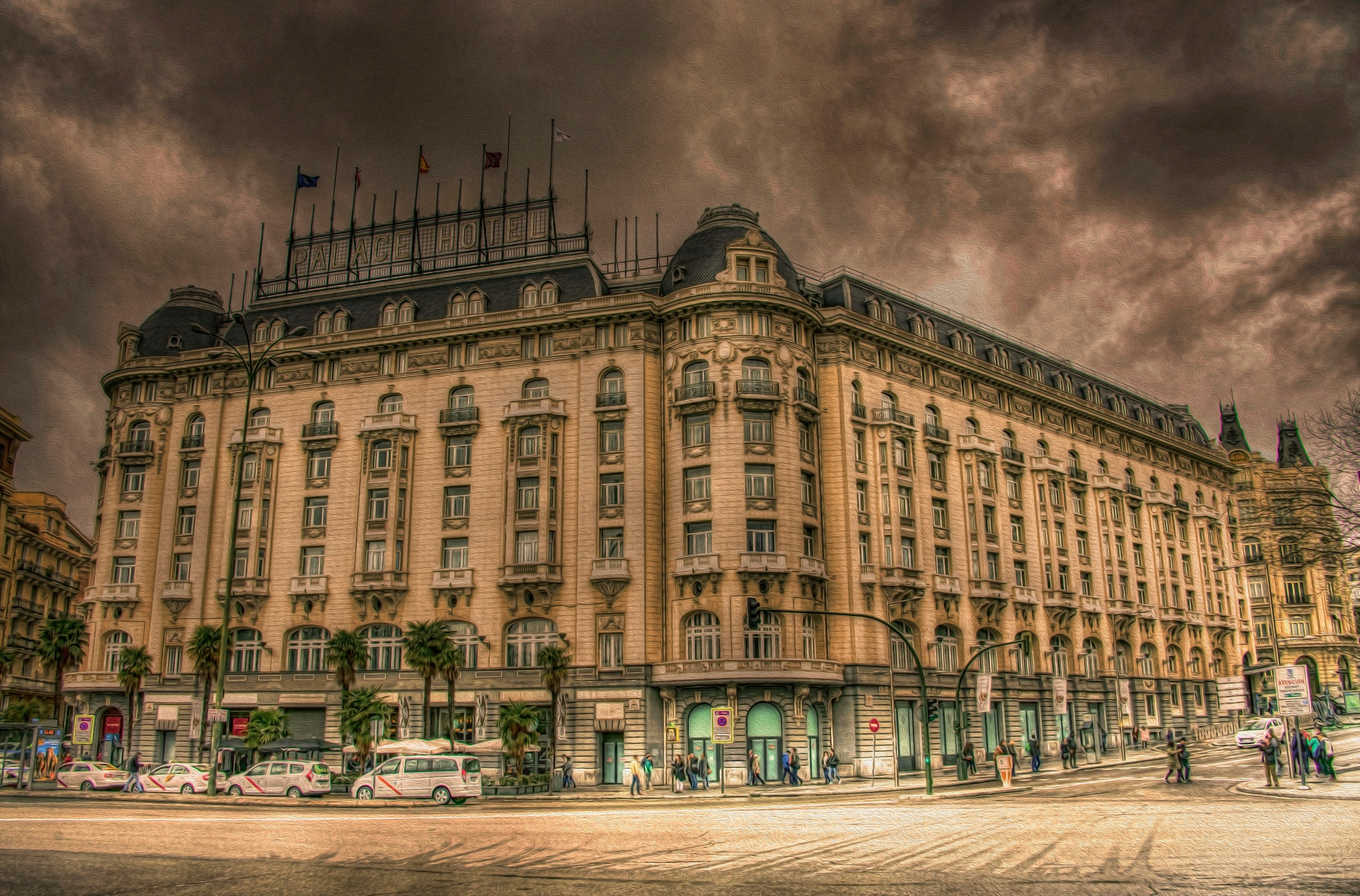 Palace Hotel  by enriquericocorrales1