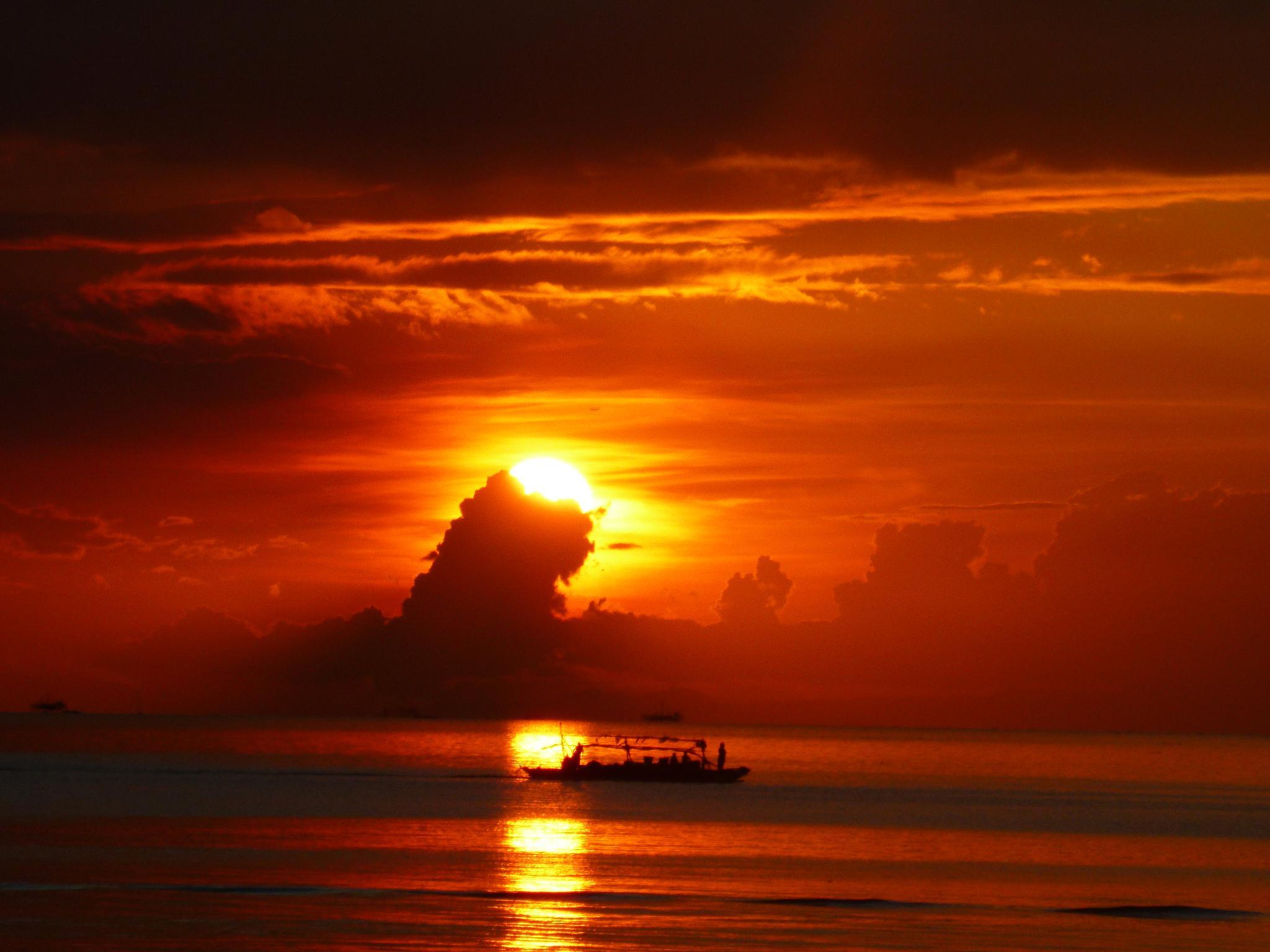 Sunset by Cj Pingul