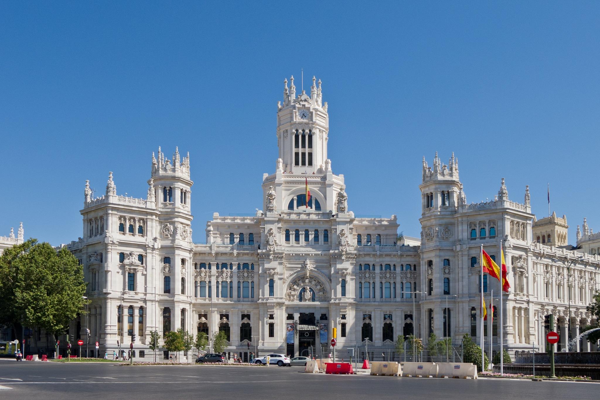 Madrid  by Badr Bensalah
