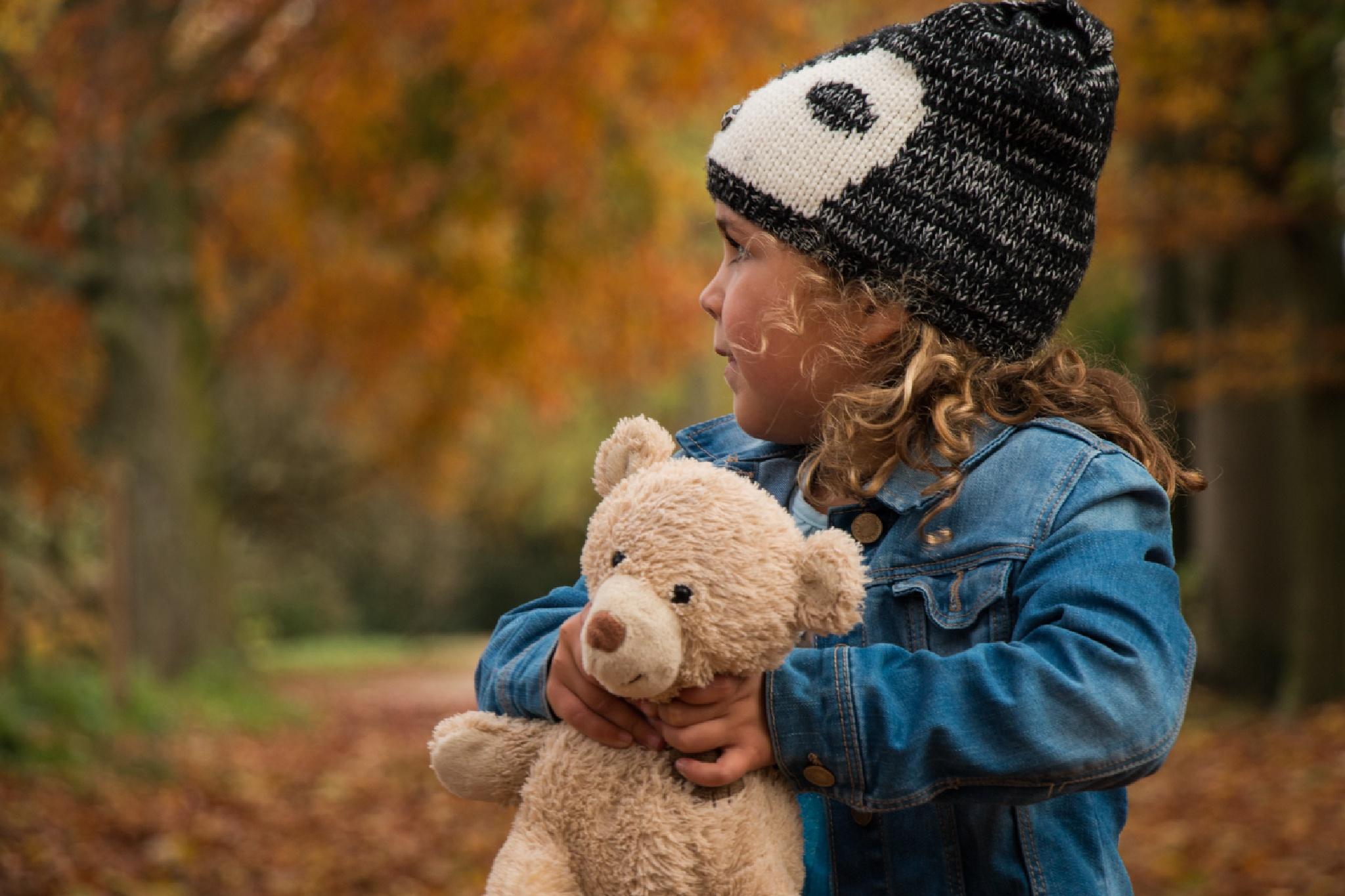 My bear by Kristien Janssens