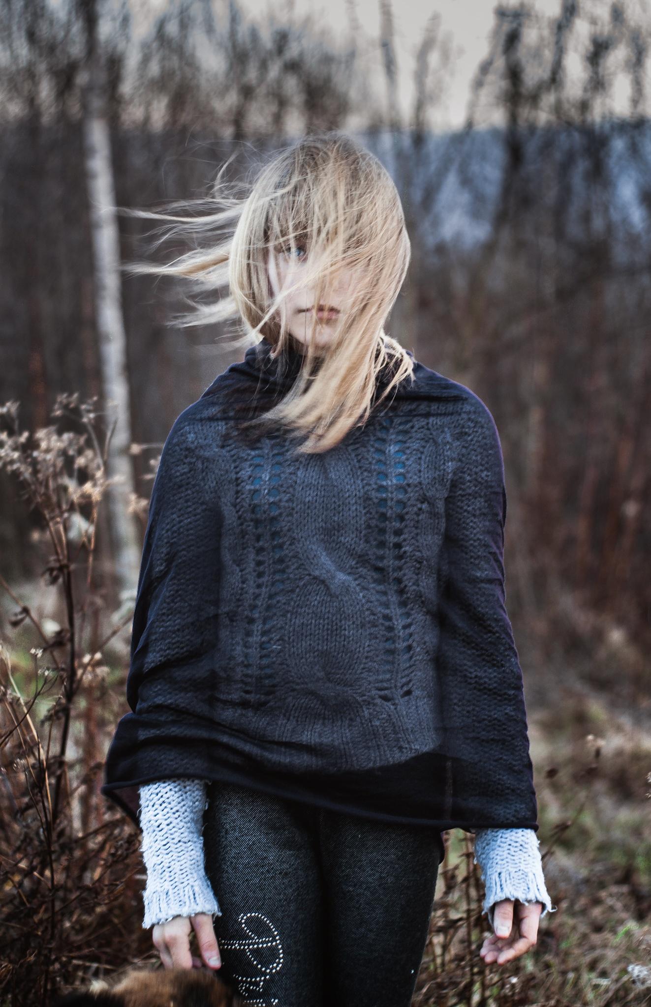 Wind by Piotr Polakiewicz