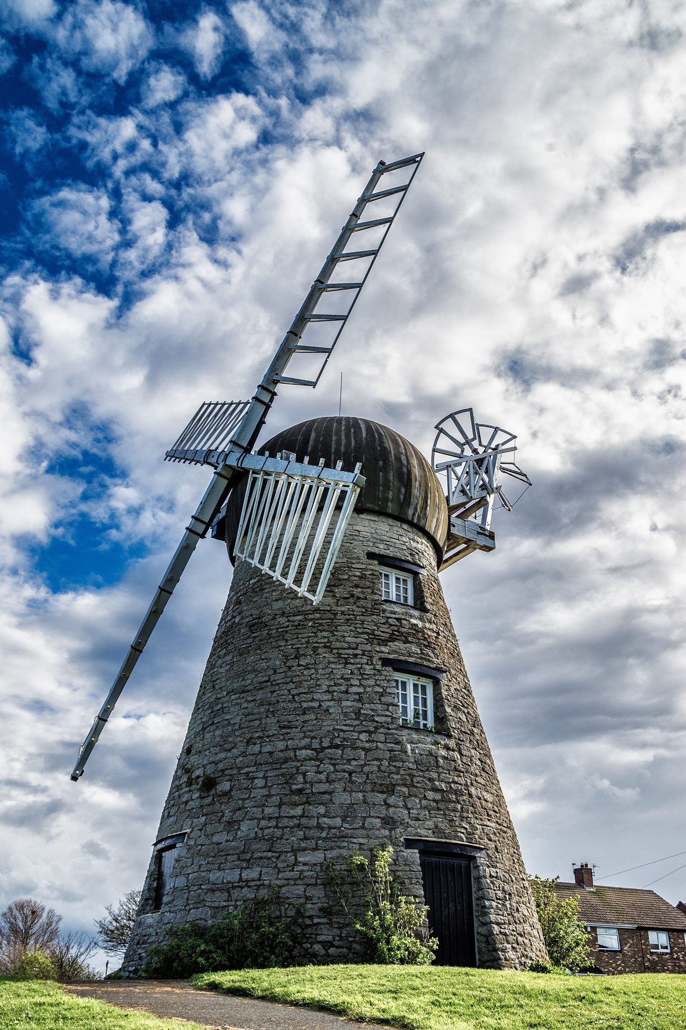 Whitburn Windmill  by Robin Taylor