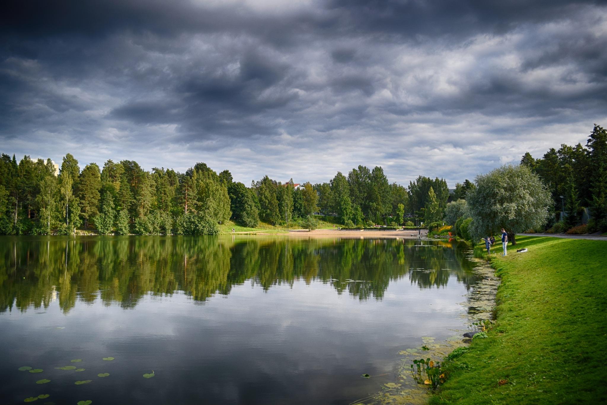 Our lake by CarolinaTamvakis