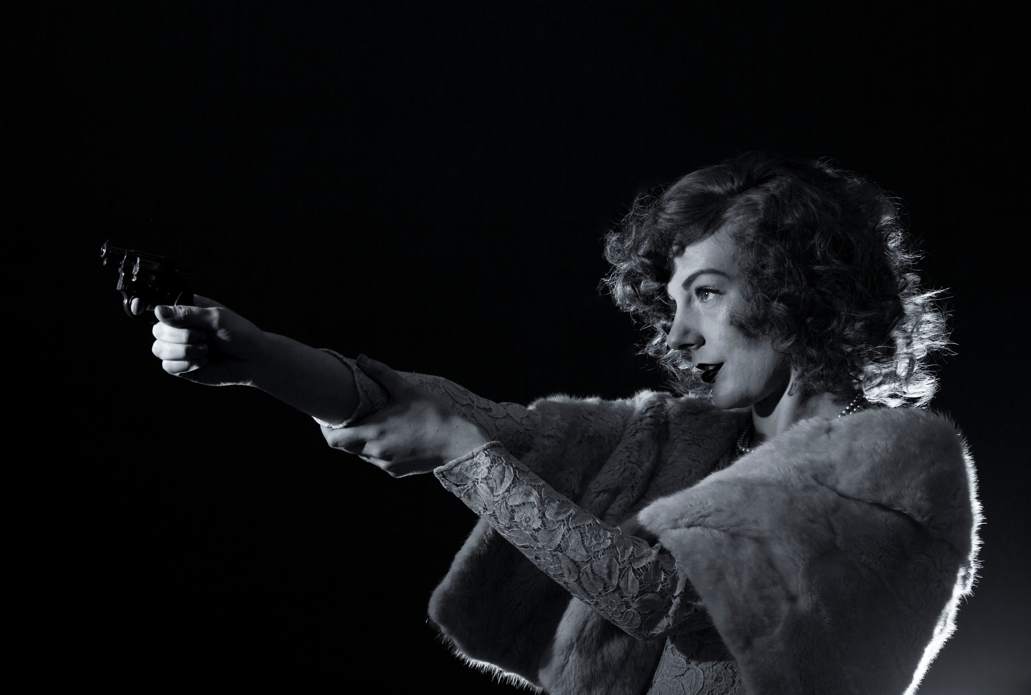 Film Noir by Annabel Homewood